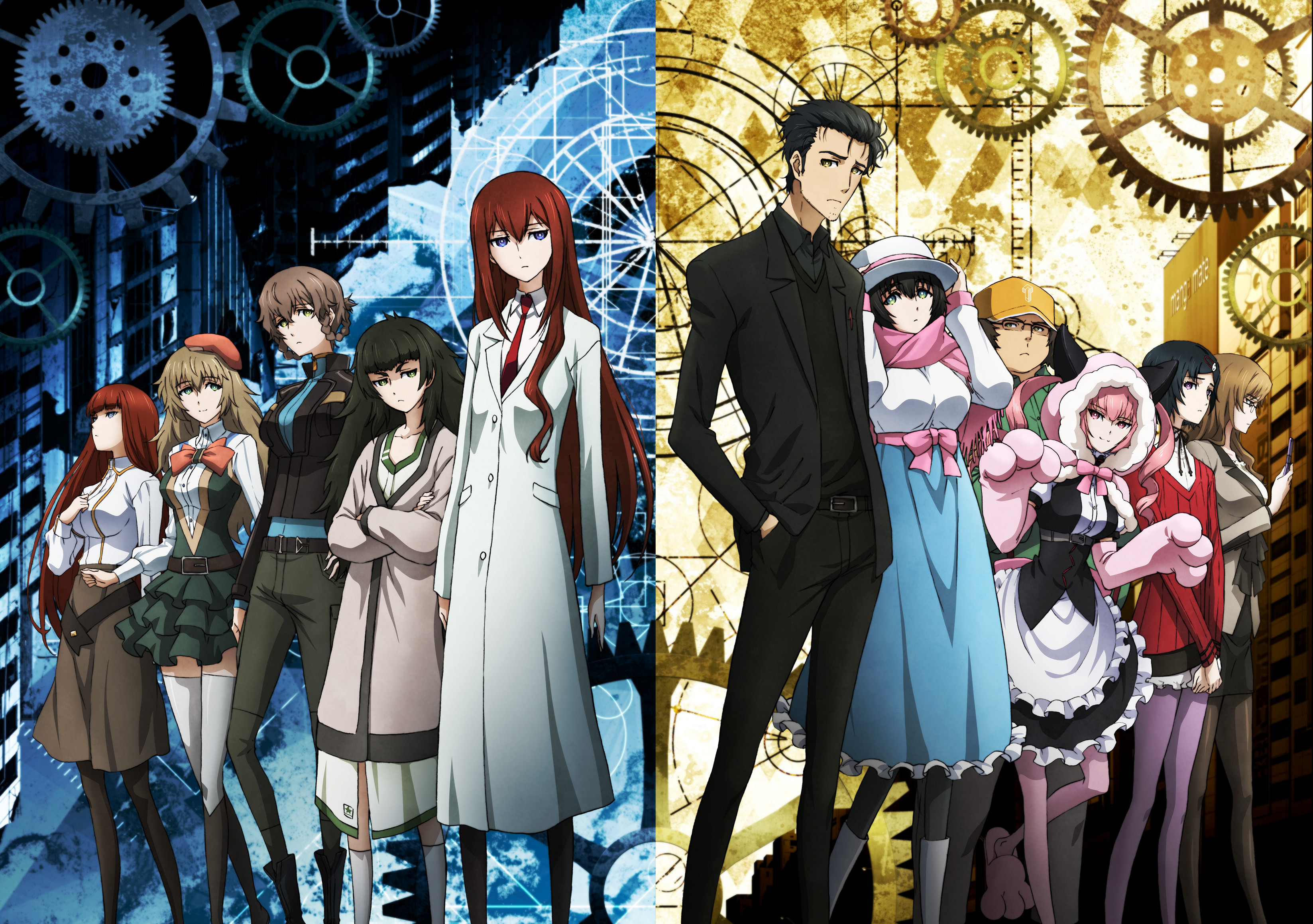 Anime Spotlight - STEINS;GATE 0 - Anime News Network