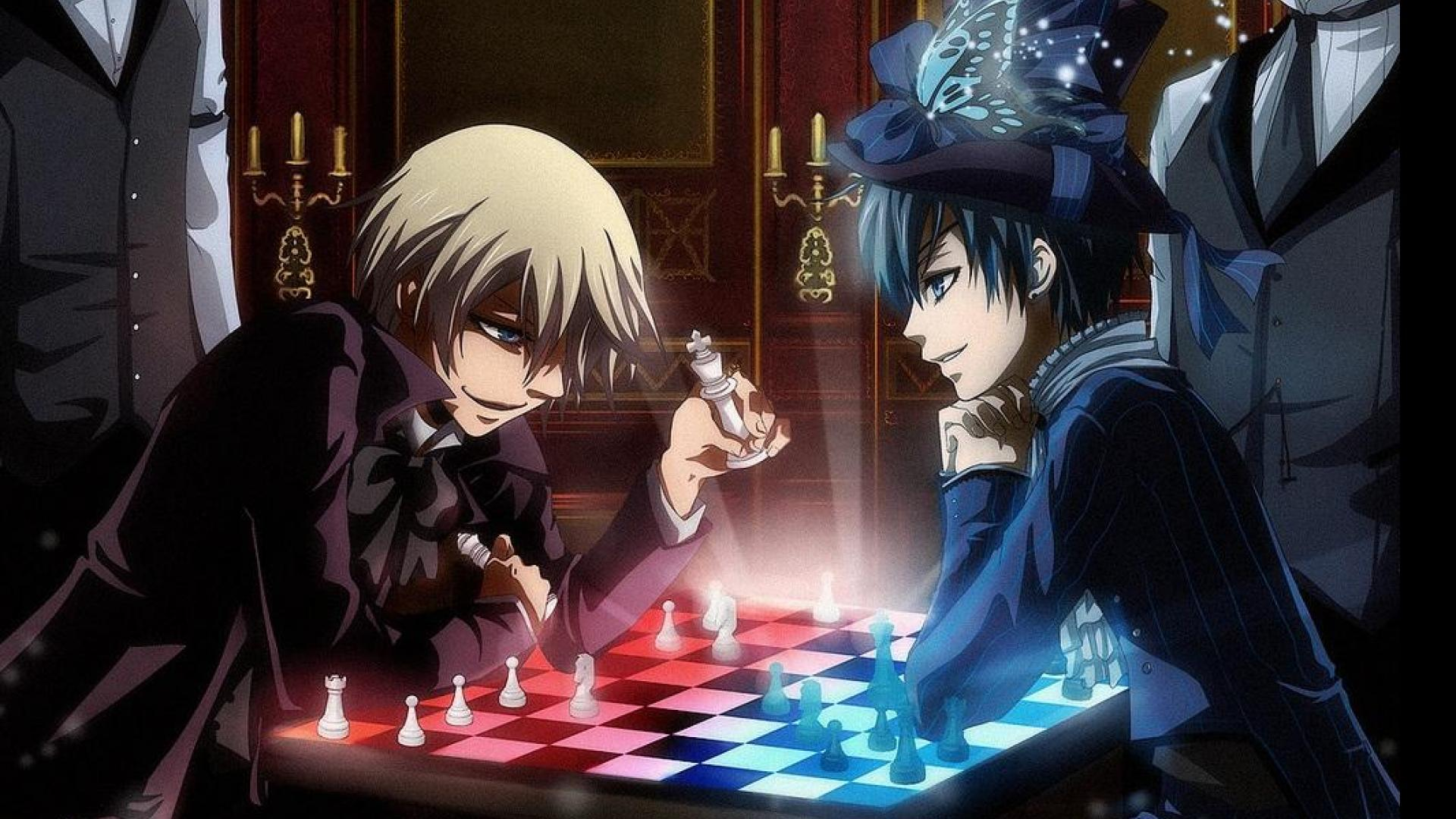 Black Butler - HDQ Cover Images