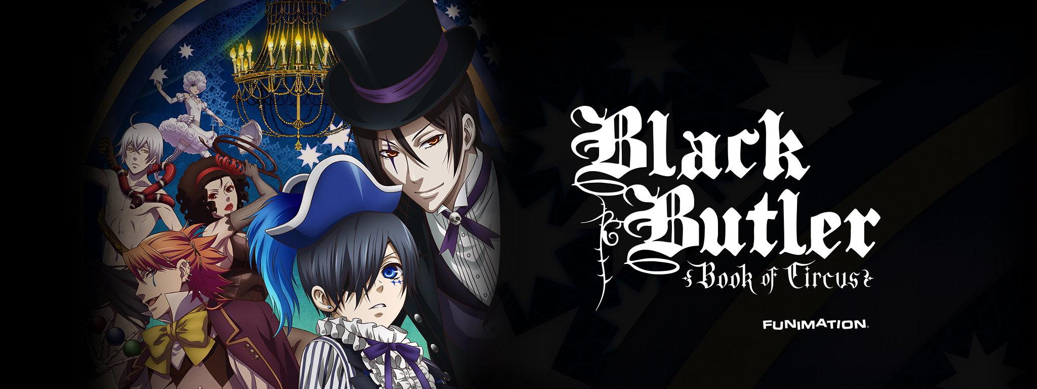 Watch Black Butler: Book of Circus Free Online | Yahoo View