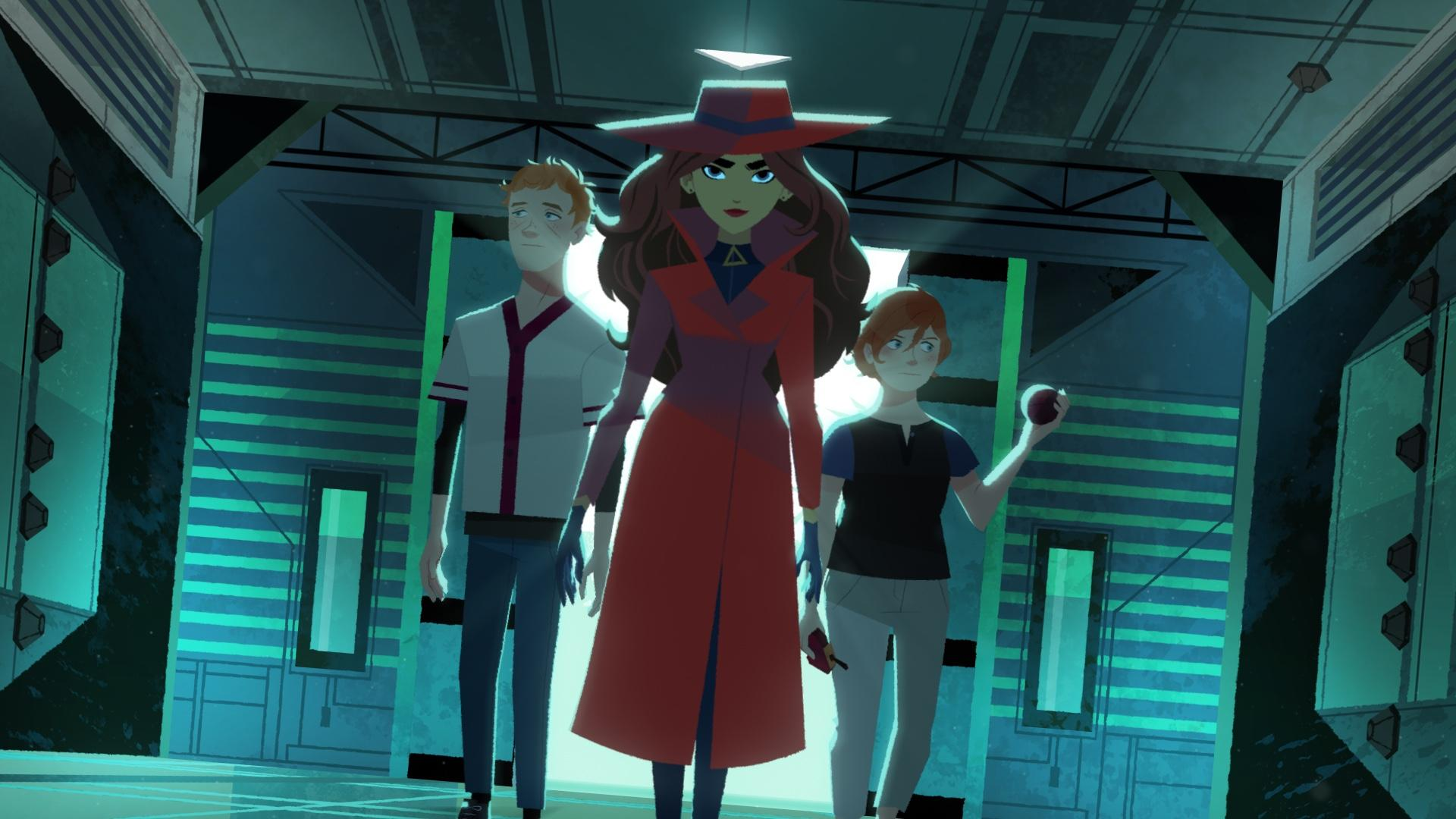 Netflix's CARMEN SANDIEGO Animated Series Gets a Poster, Seven New