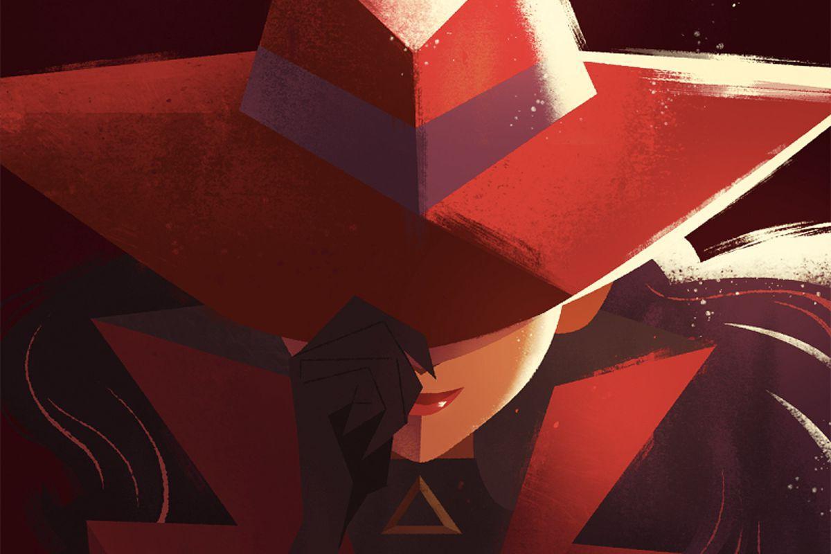 Carmen Sandiego Teams Background 4