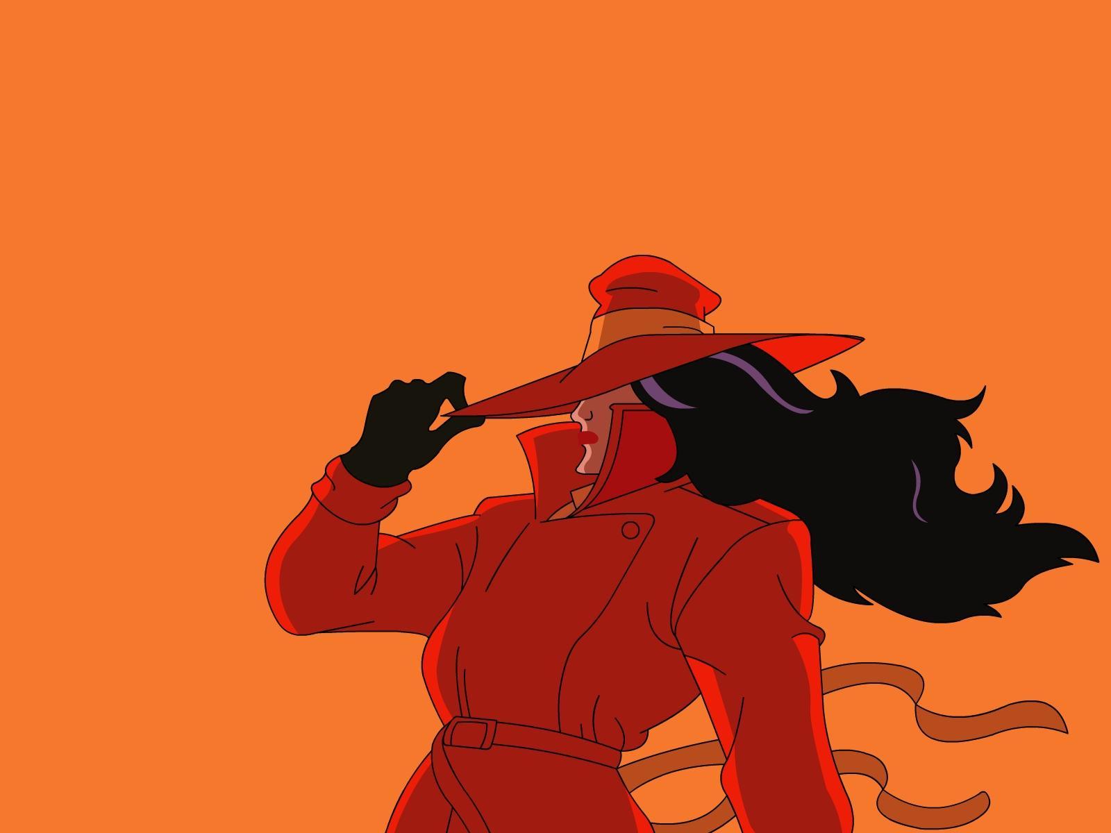 Carmen Sandiego Teams Background 5