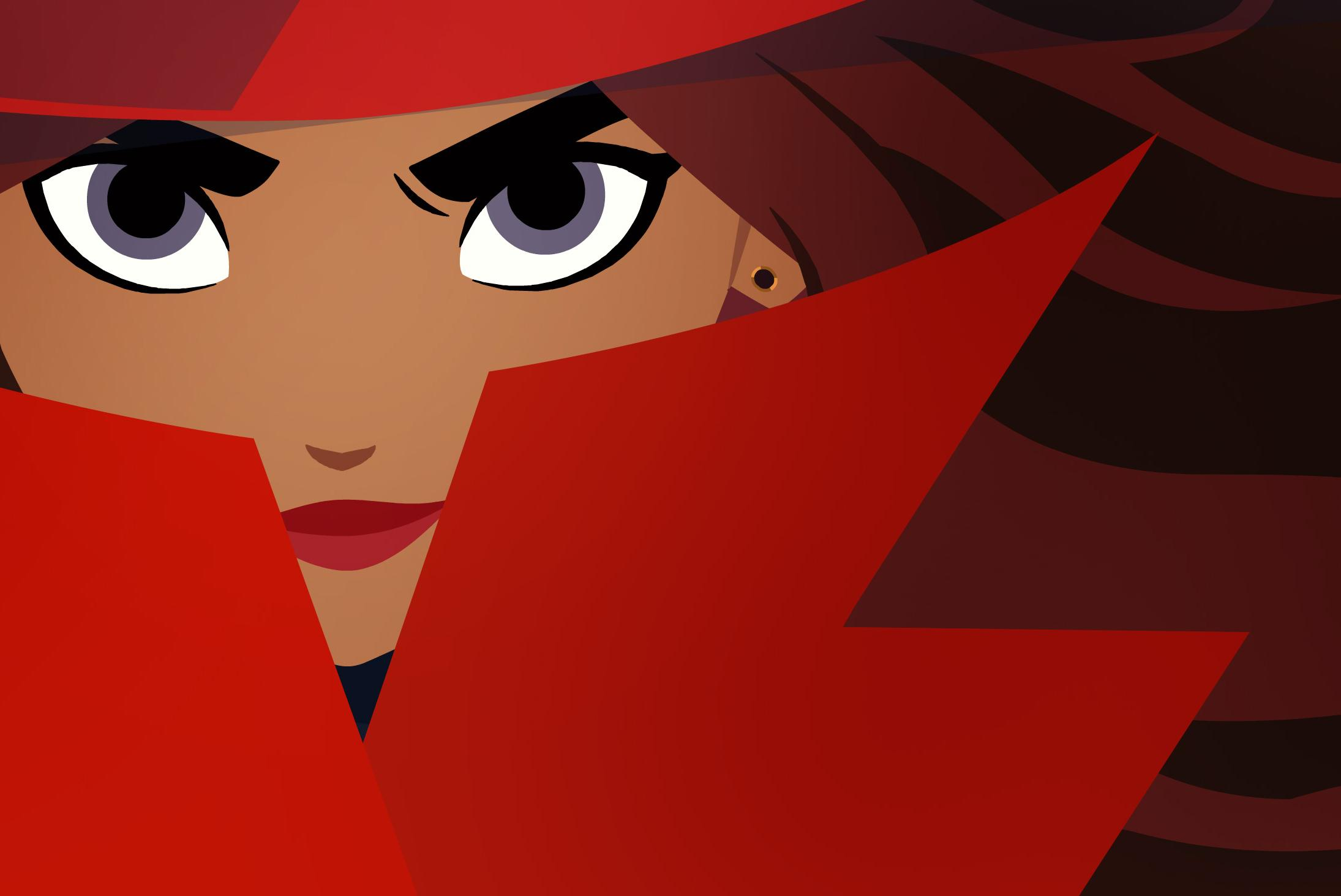 "Netflix Reveals First Look at Animated ""Carmen Sandiego"" Reboot"
