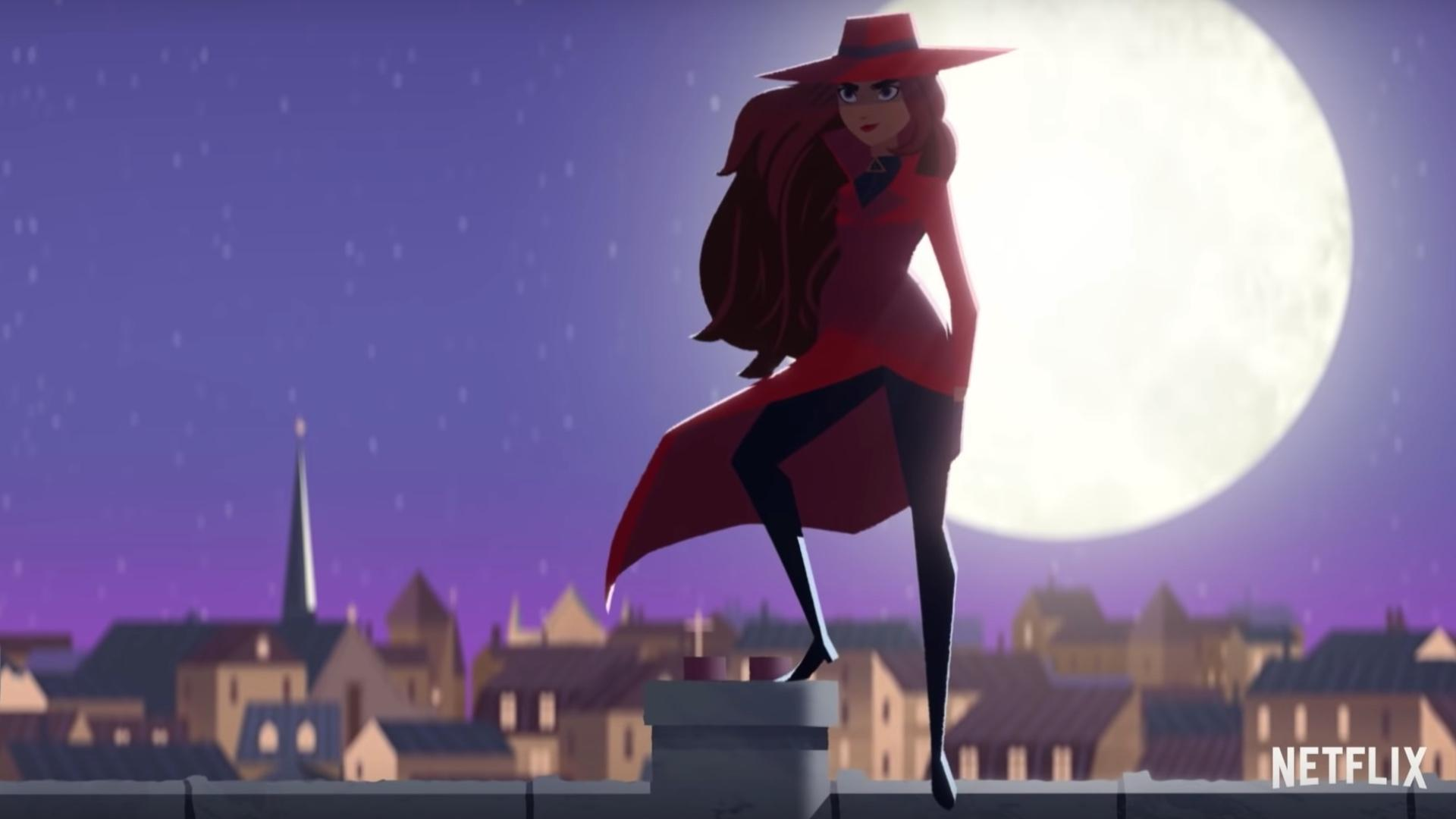 First Trailer For Netflix's CARMEN SANDIEGO Animated Series