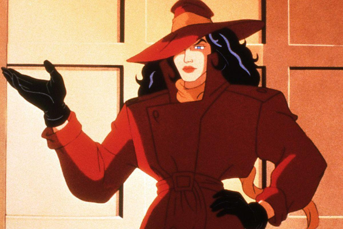 Carmen Sandiego May Be Fictional, but Her Style Is Hugely