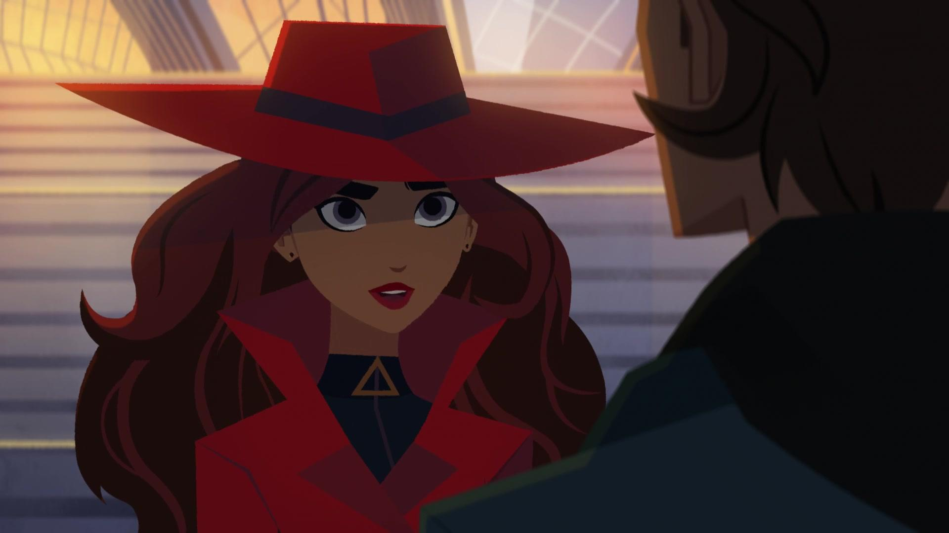 Screencaps and Image For Carmen Sandiego Season 1 10000+ Pictures