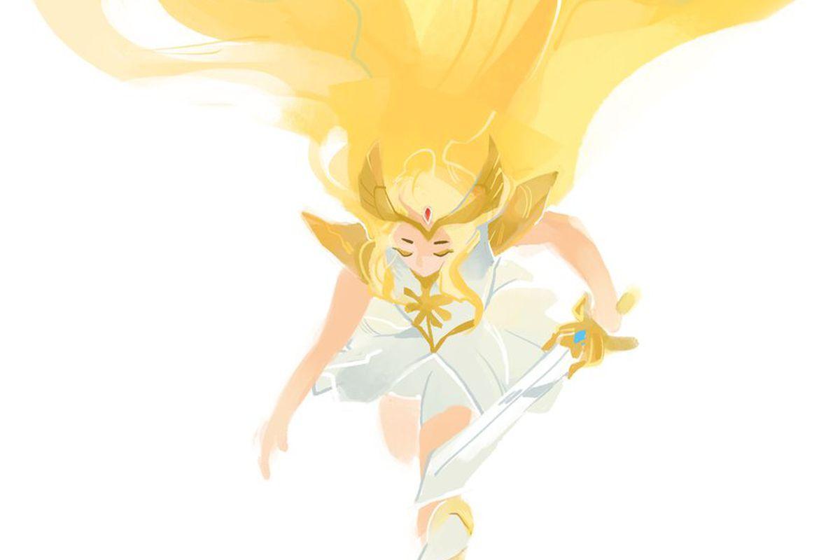 She-Ra Zoom Background 3