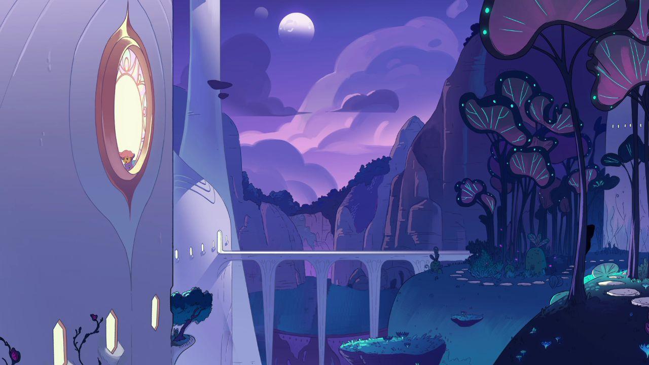 She-Ra Zoom Background 4