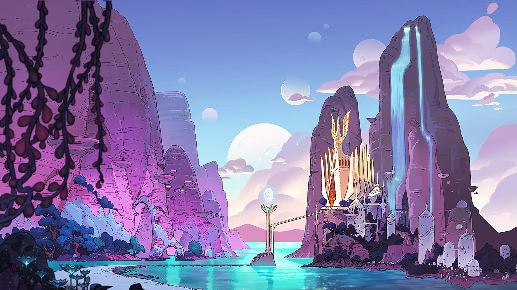 She-Ra Background 10