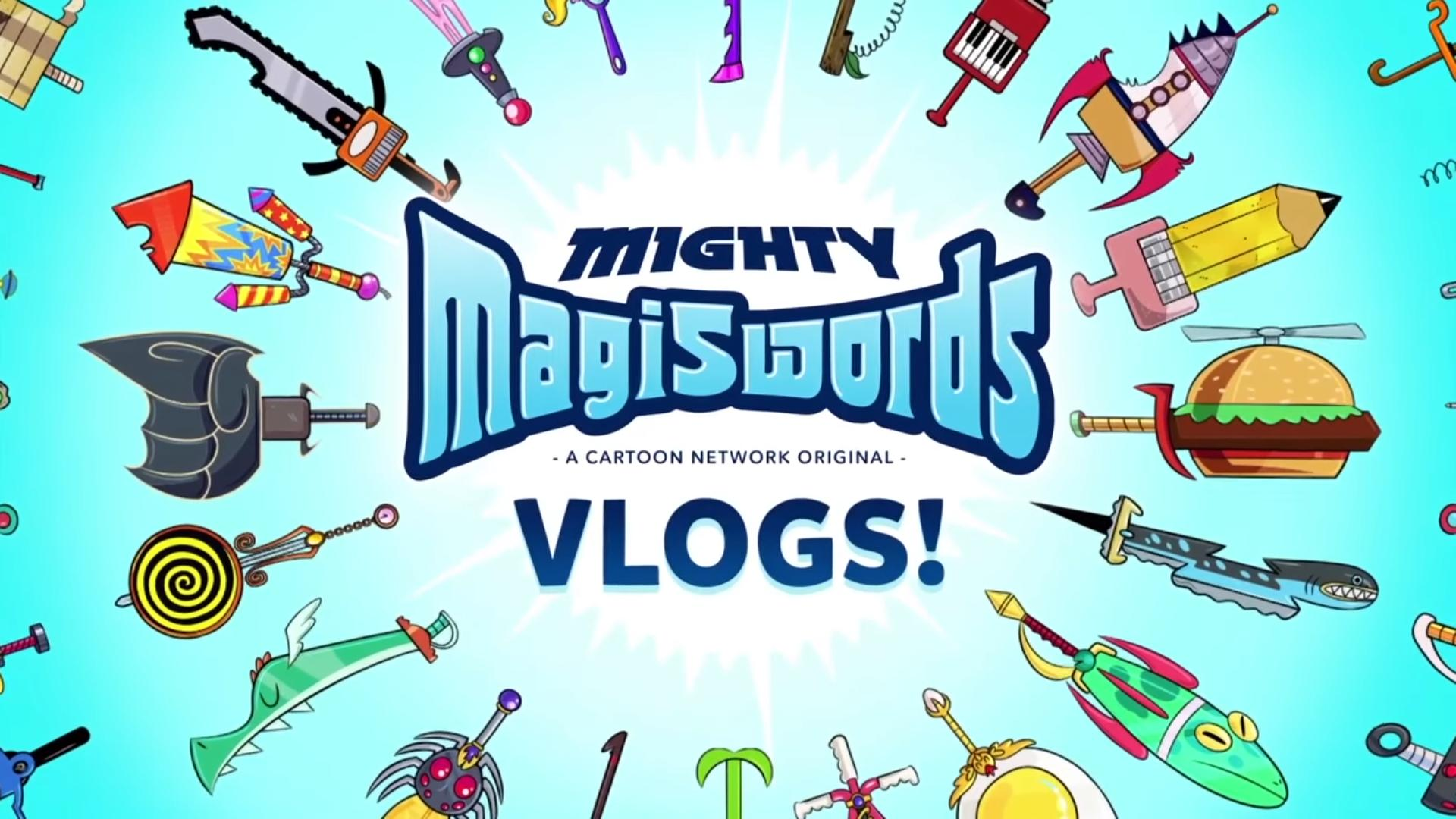 Mighty Magiswords Vlogs (TV Mini-Series 2016– ) - IMDb