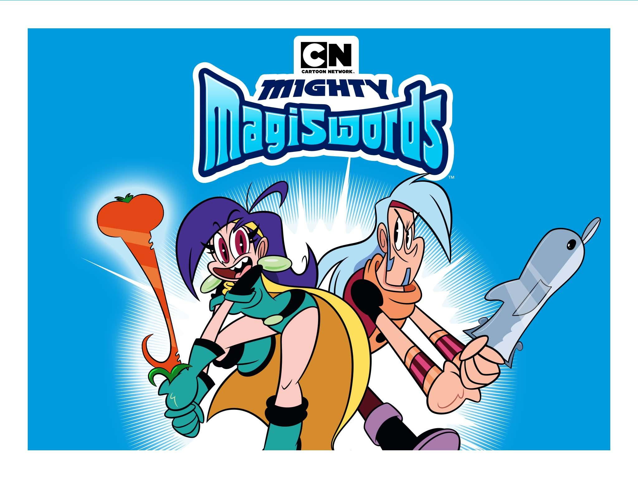 Atlantic Broadband TV On the Go | Shows | Mighty Magiswords