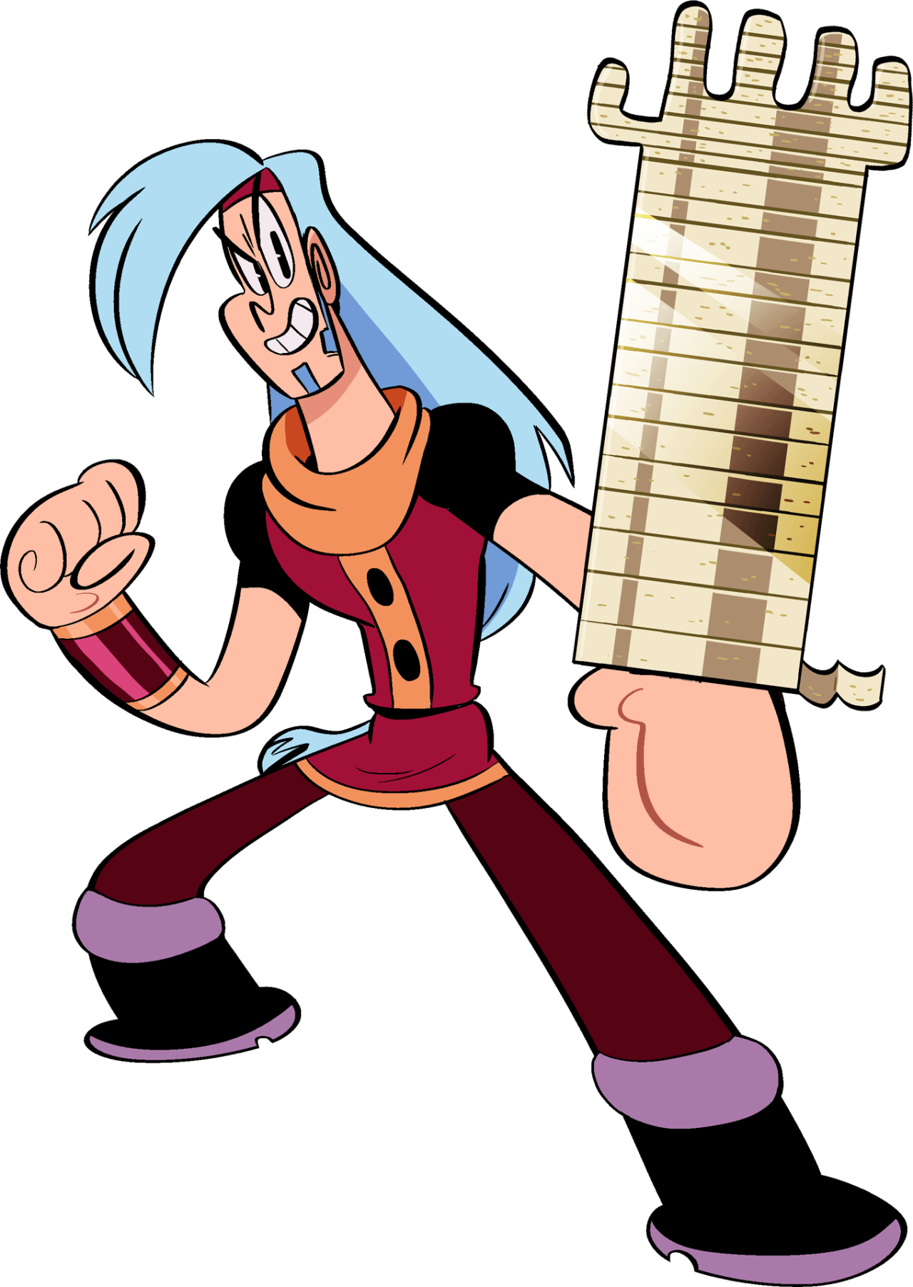 Prohyas Warrior | TV Shows | Pinterest | Mighty magiswords, Cartoon ...