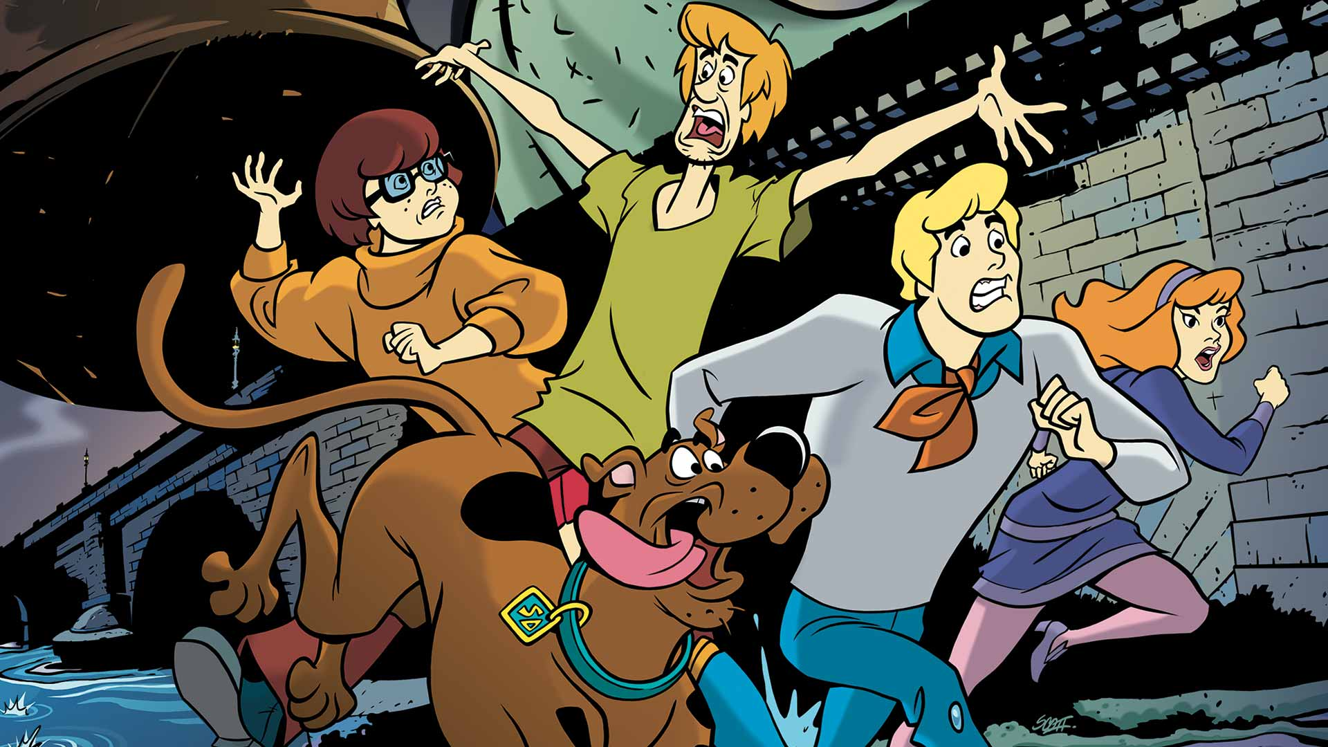 Exclusive Preview: SCOOBY