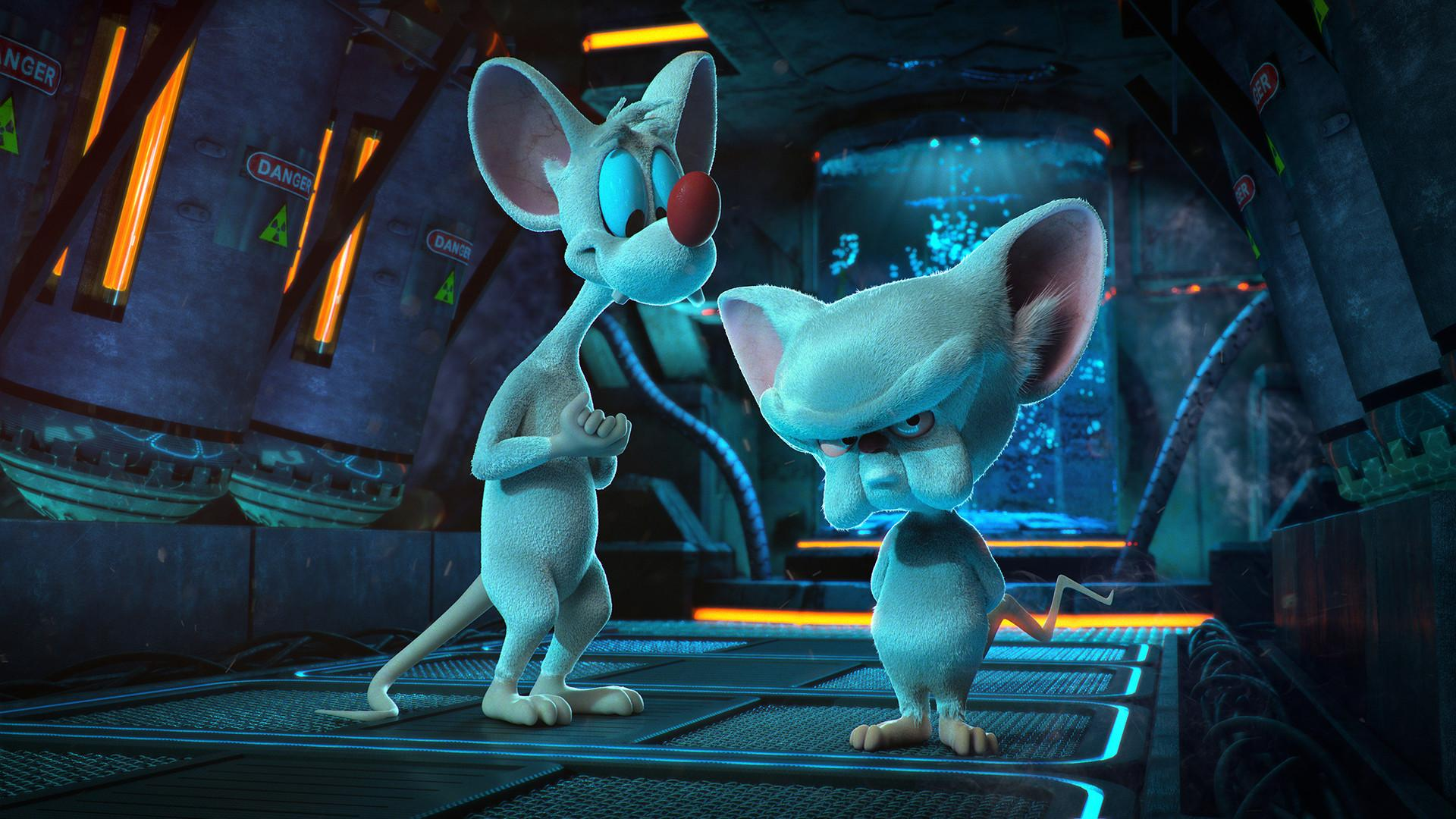 Pinky And The Brain Wallpapers - Wallpaper Cave