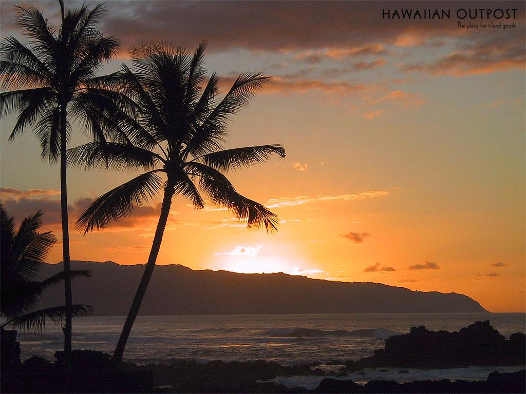 Sunset Beach Wallpapers Here You Can See Amazing Hawaii Sunset Beach