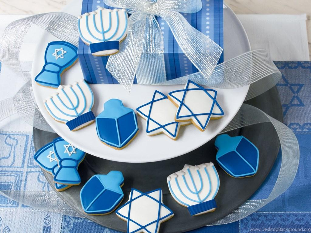 Hannukah Chanukah Jewish Wallpapers Desktop Backgrounds