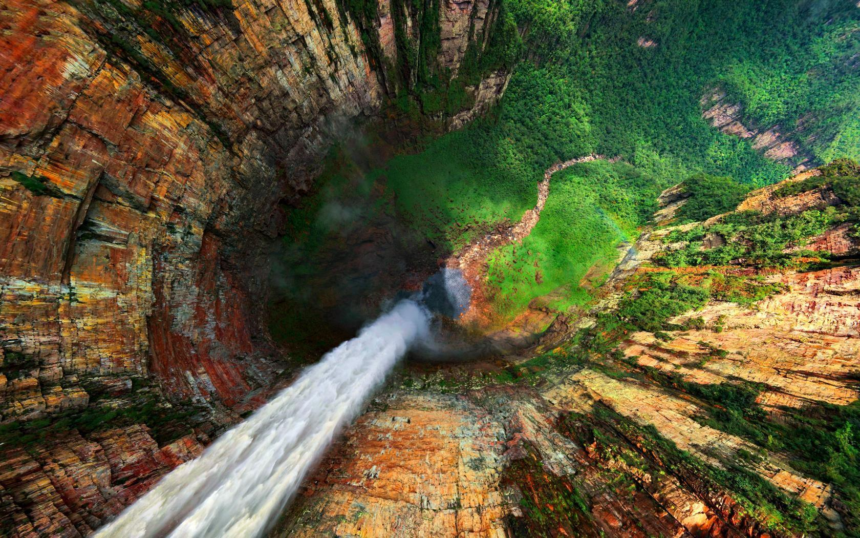 Angel Falls : wallpapers