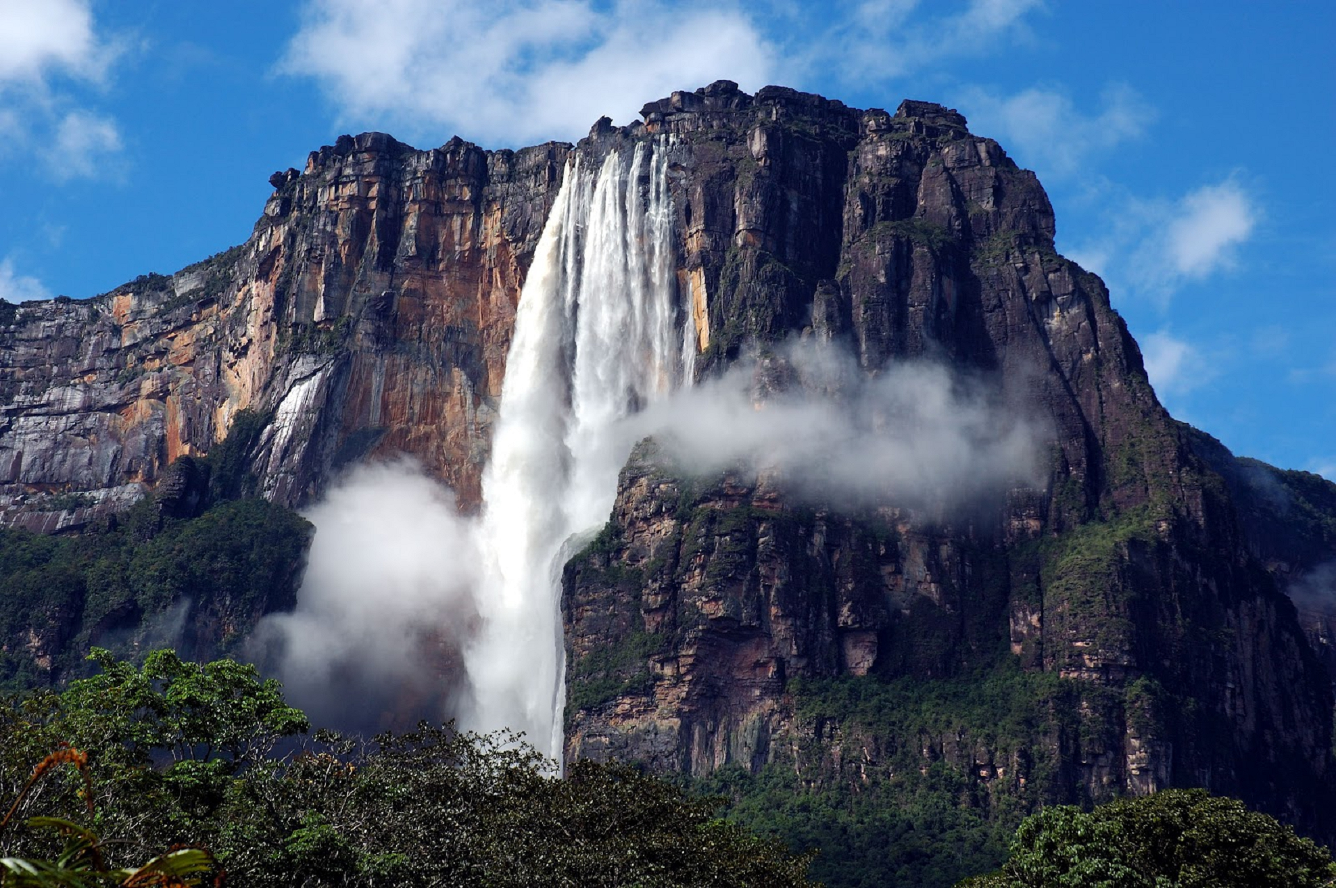 Angel Falls Wallpapers 10