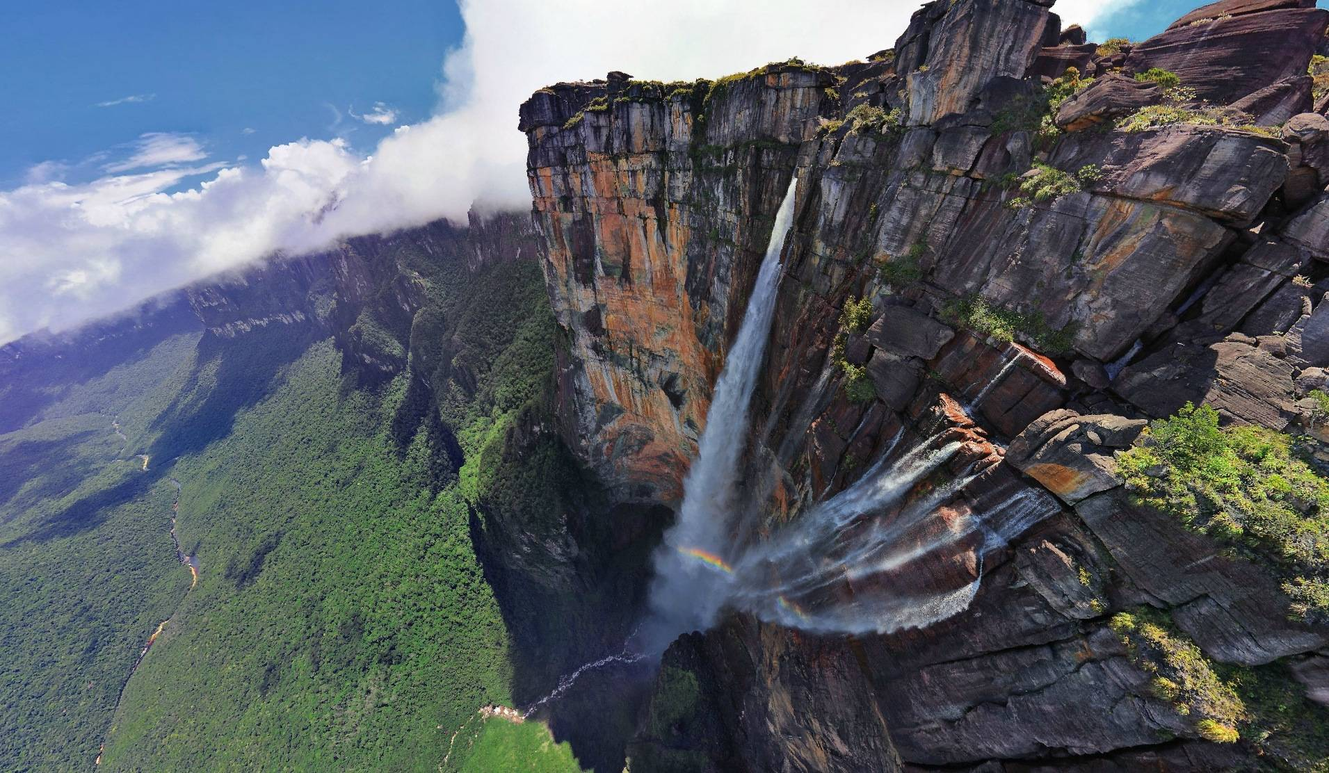 HD Angel Falls High Resolution Wallpapers Download