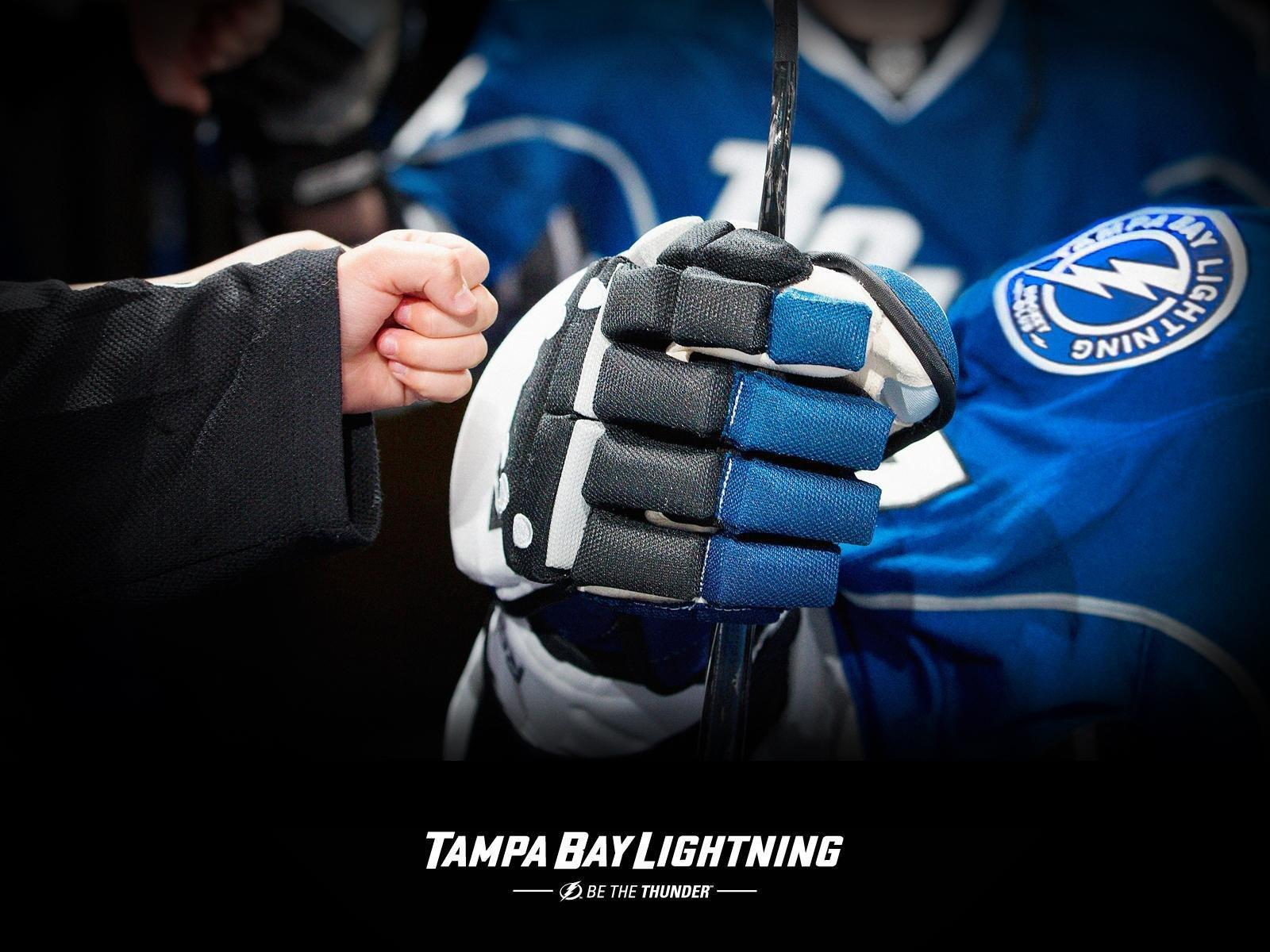TAMPA BAY LIGHTNING nhl hockey