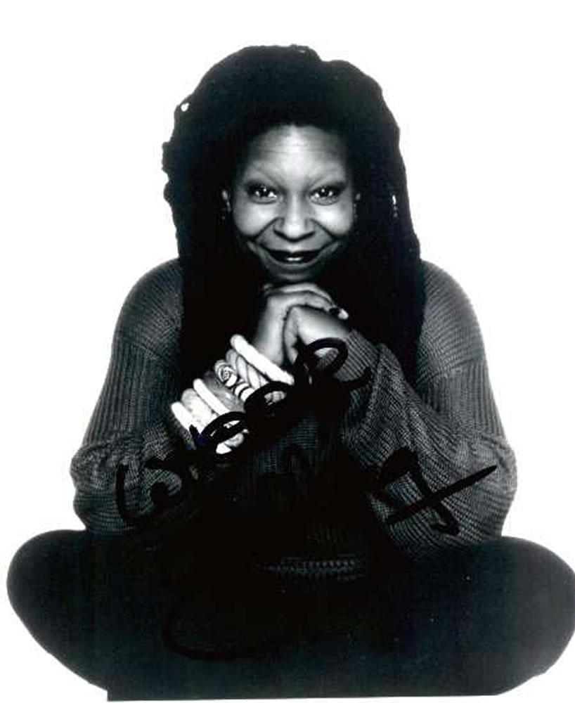 Wallpapers Digital Cute: Whoopi Goldberg - Images Colection