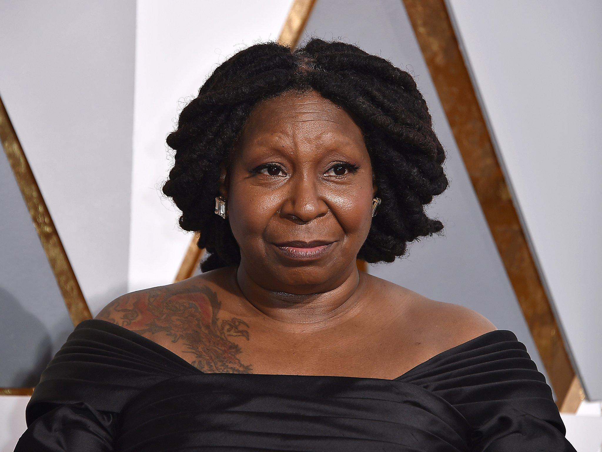 Growing up as a mixed-race girl, Whoopi Goldberg taught me not to be ...