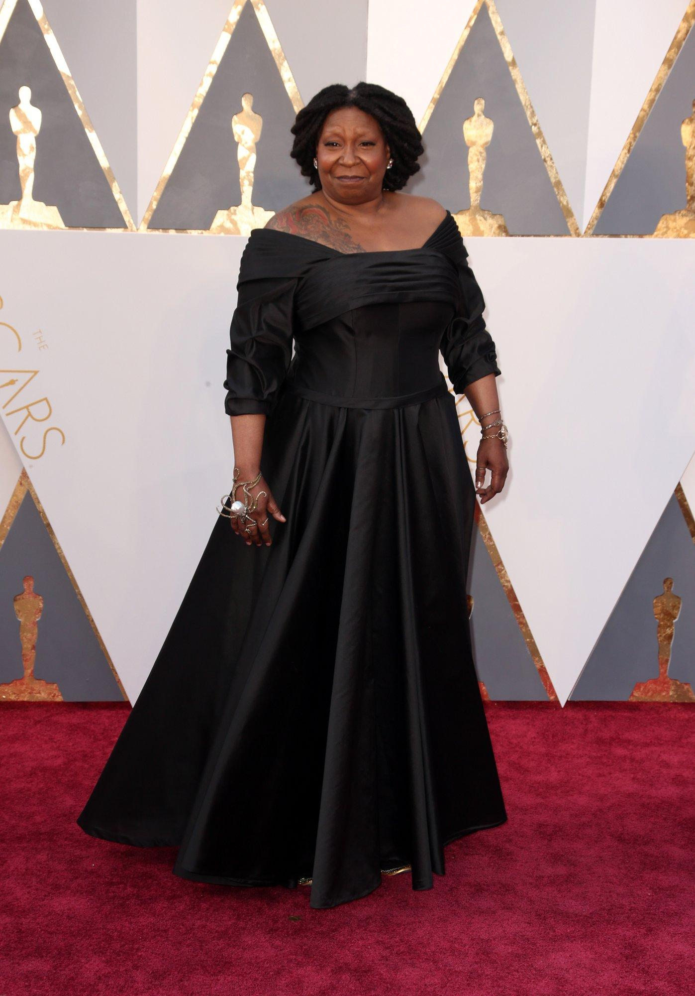 Whoopi Goldberg Oscars 2016 wallpaper 2018 in Movies