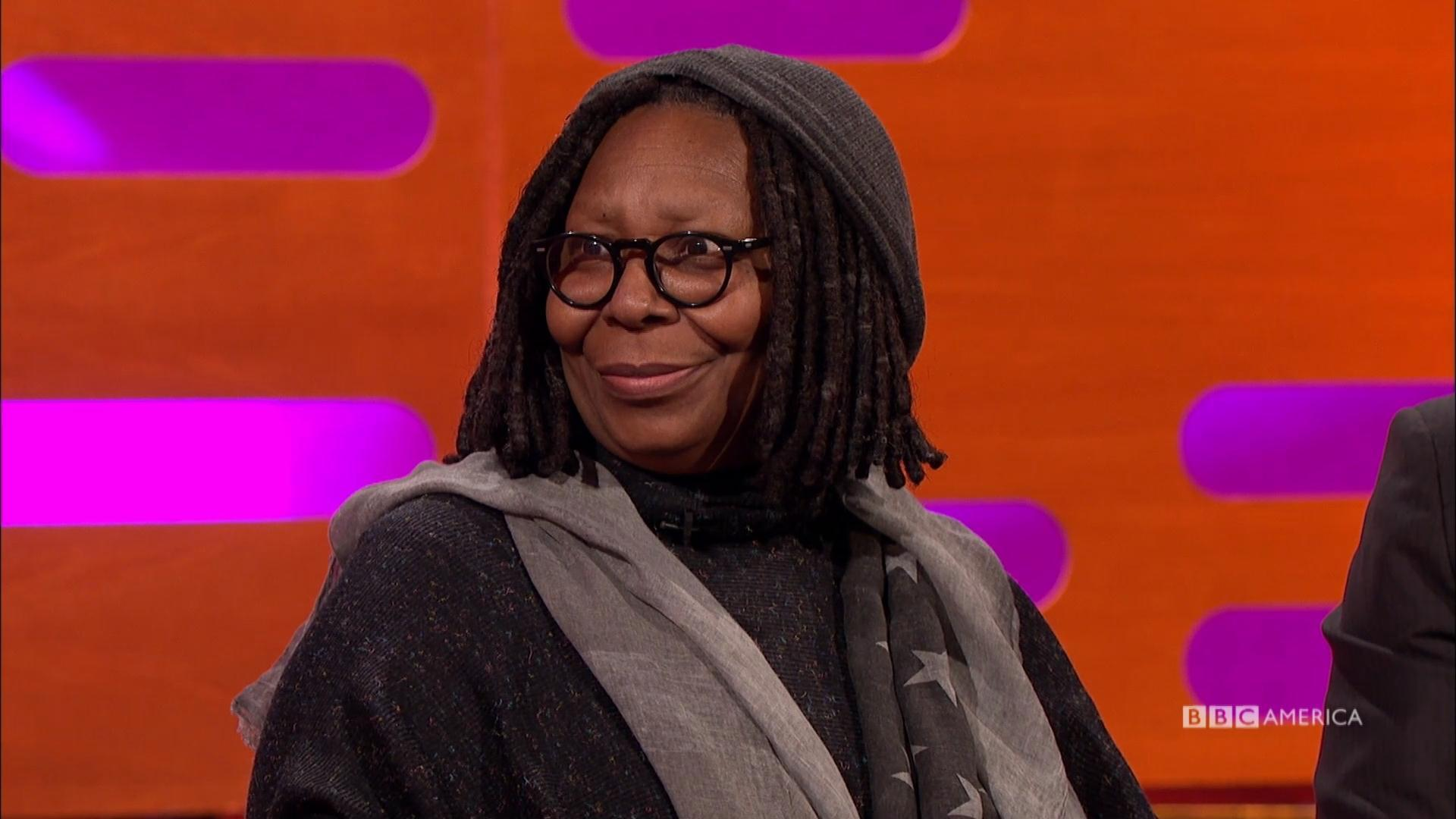 Whoopi Goldberg Has Never Done a Sex Scene | The Graham Norton Show ...