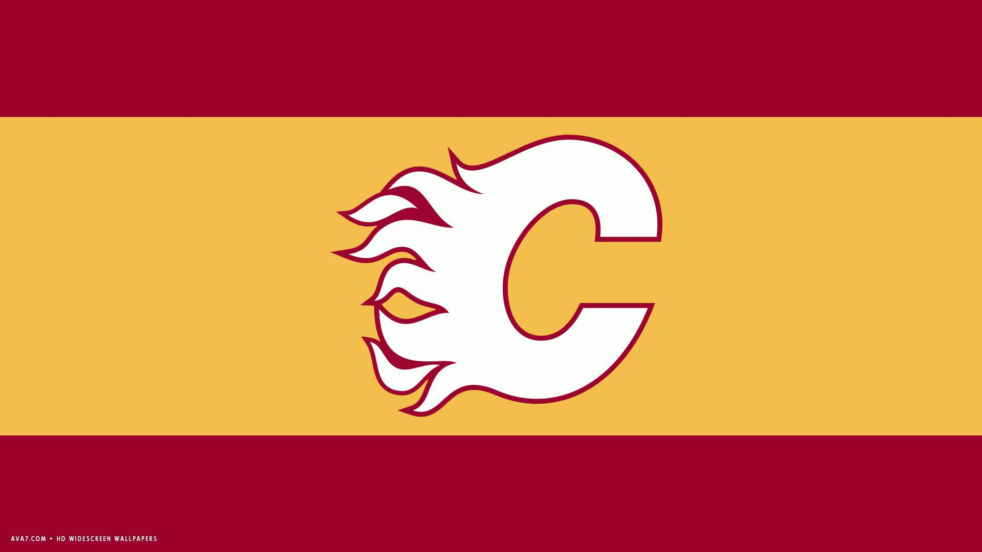 calgary flames nfl hockey team hd widescreen wallpapers / hockey