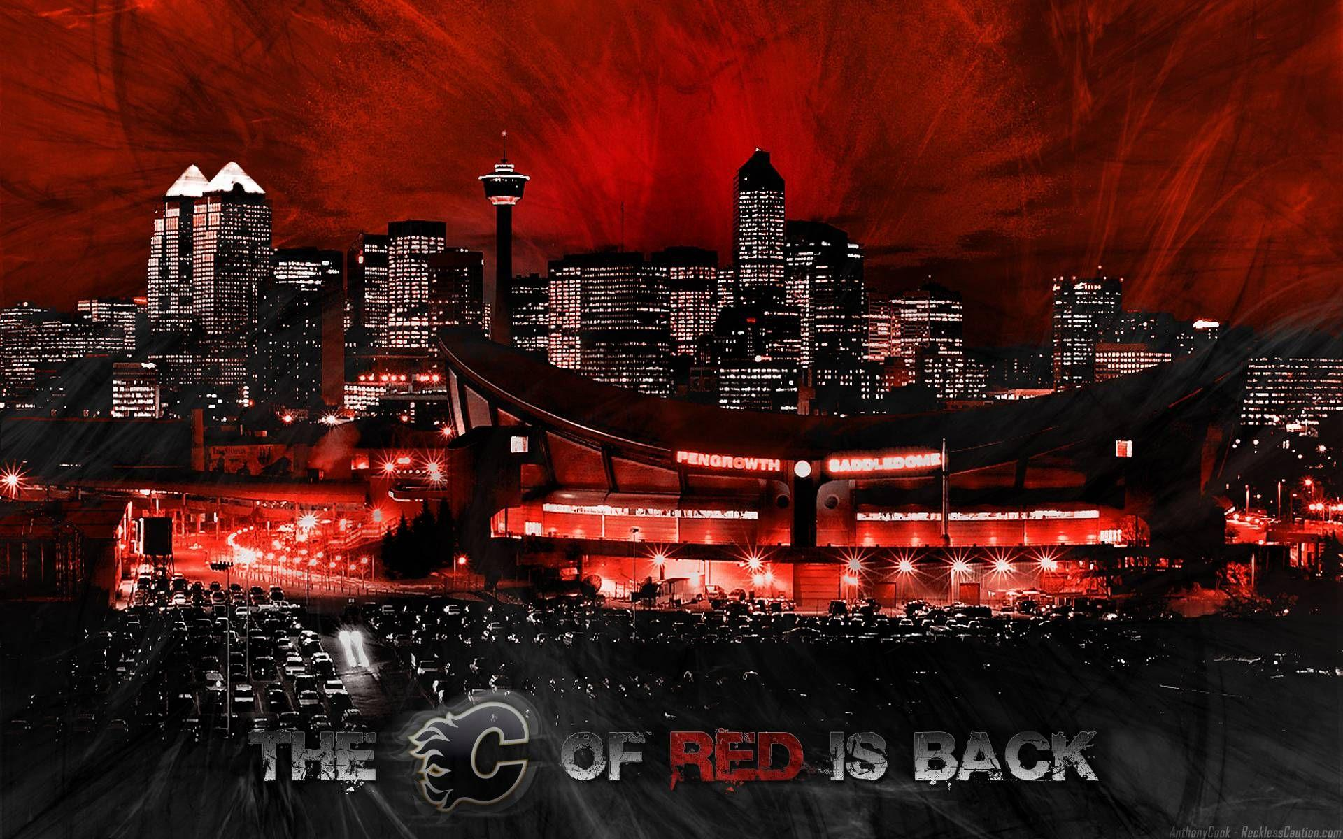 3 Calgary Flames HD Wallpapers