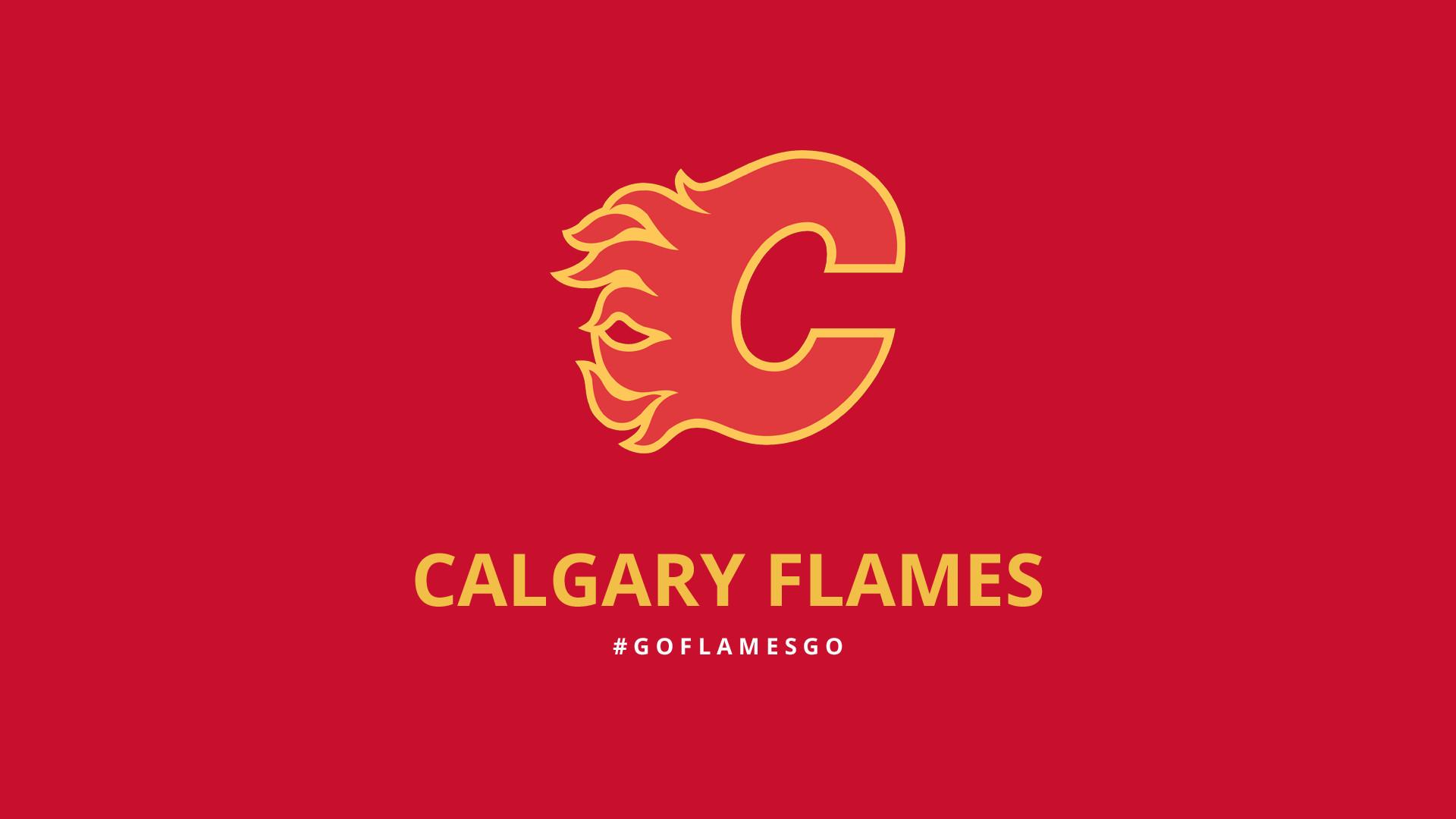 Calgary Flames Wallpapers ·①