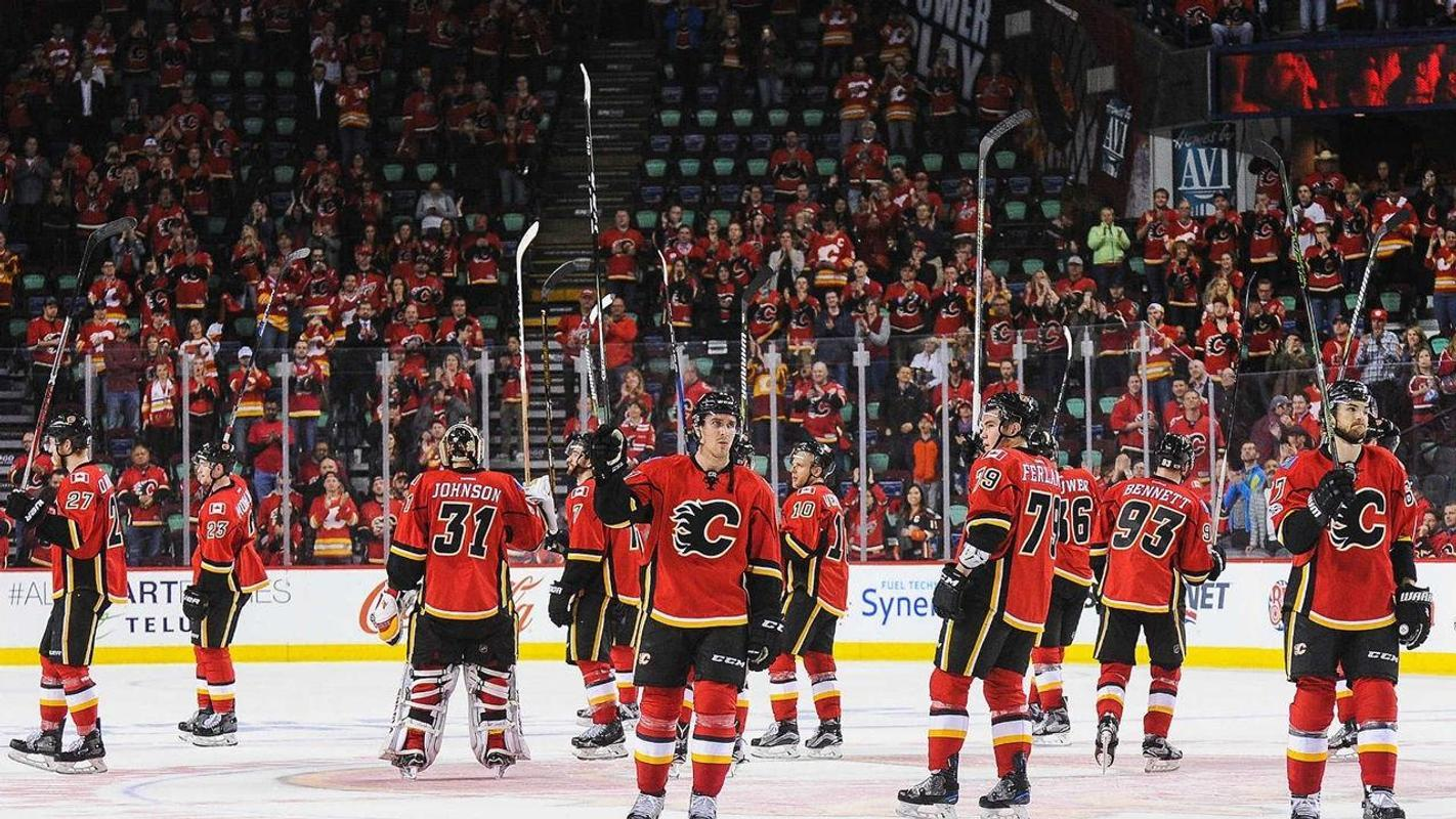 Calgary Flames Wallpapers for Android