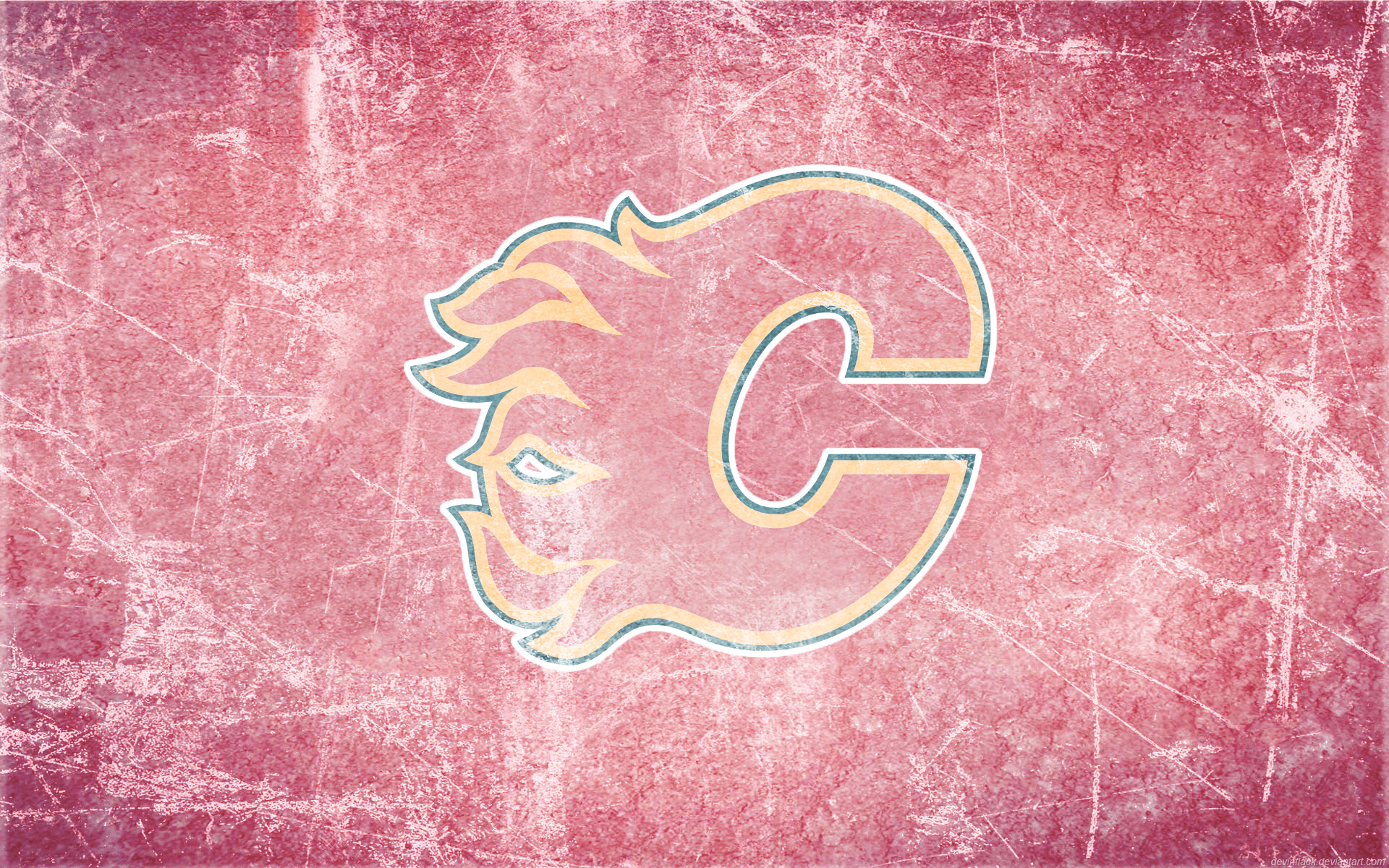Free 28 Calgary Flames Laptop Collection of Wallpapers