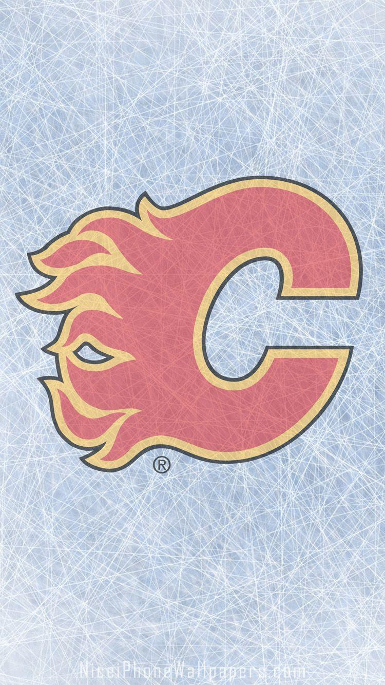 Calgary Flames Iphone Wallpapers