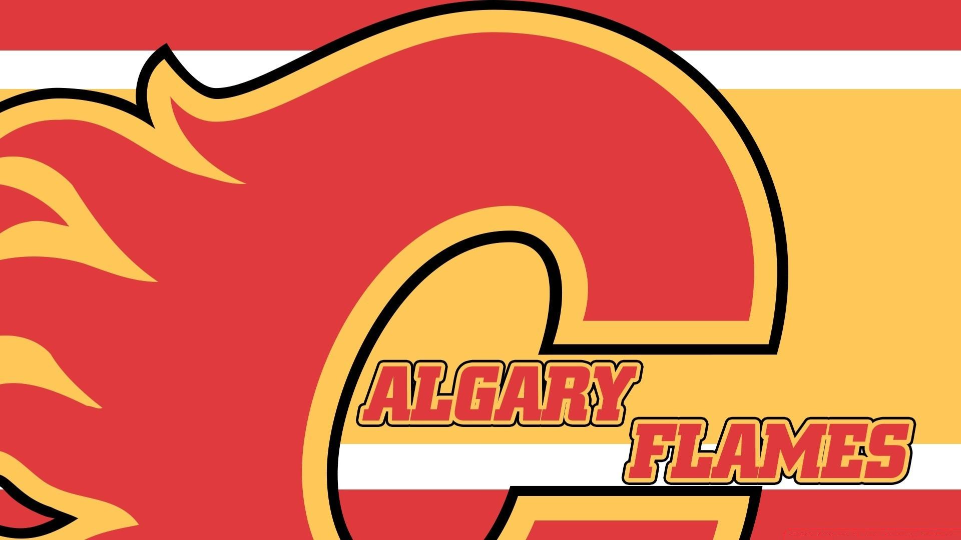 Calgary Flames. iPhone wallpapers for free