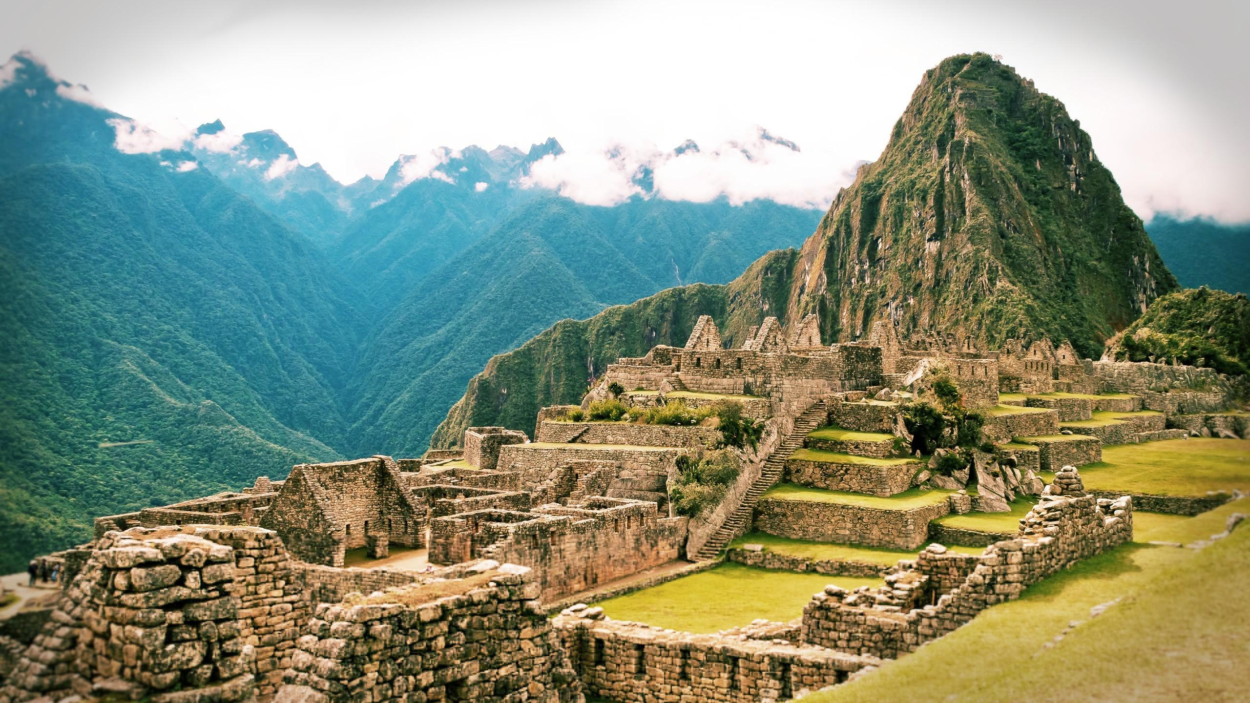Machu Picchu Wallpapers High Quality | Download Free
