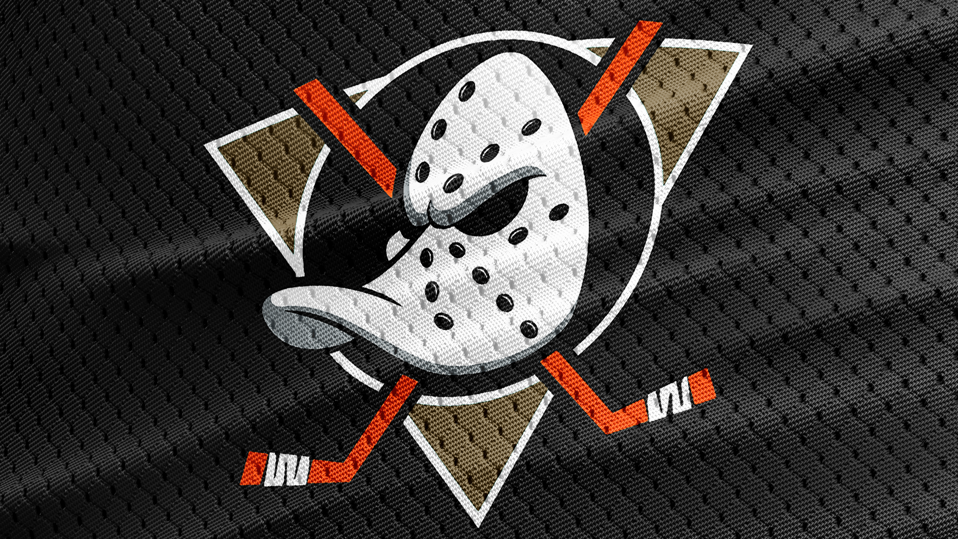 Logo, Emblem, NHL, Anaheim Ducks wallpapers and backgrounds