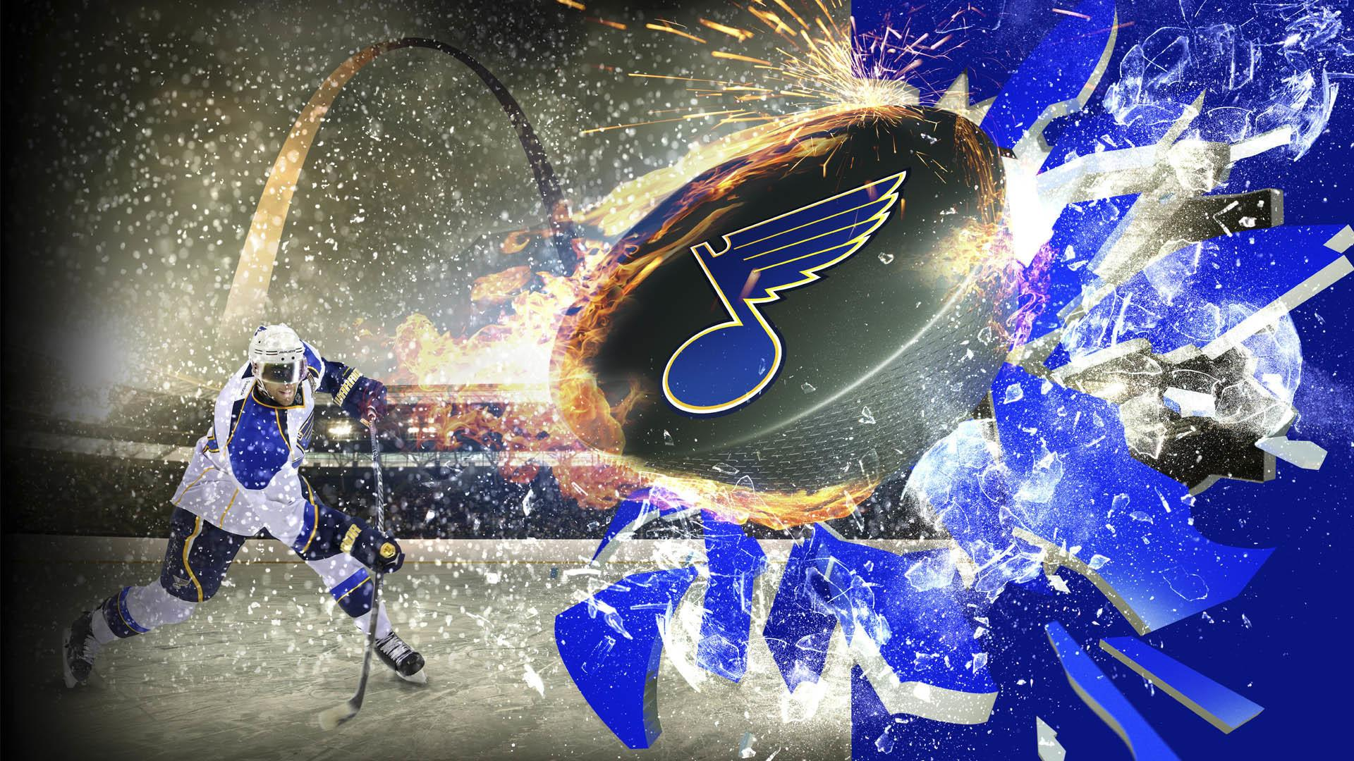 St Louis Blues iPhone Wallpapers