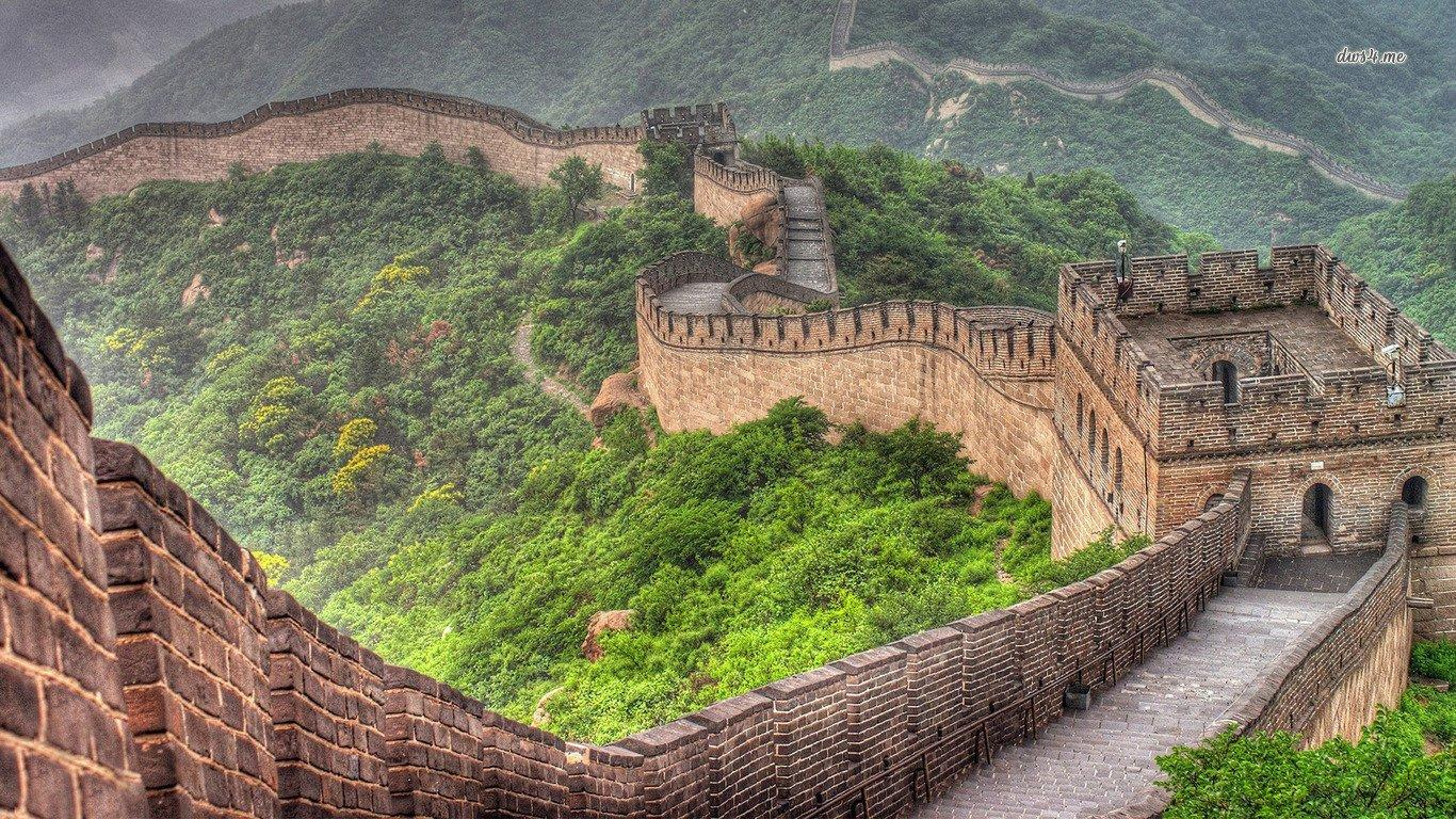 Great Wall of China Wallpapers and Backgrounds Image