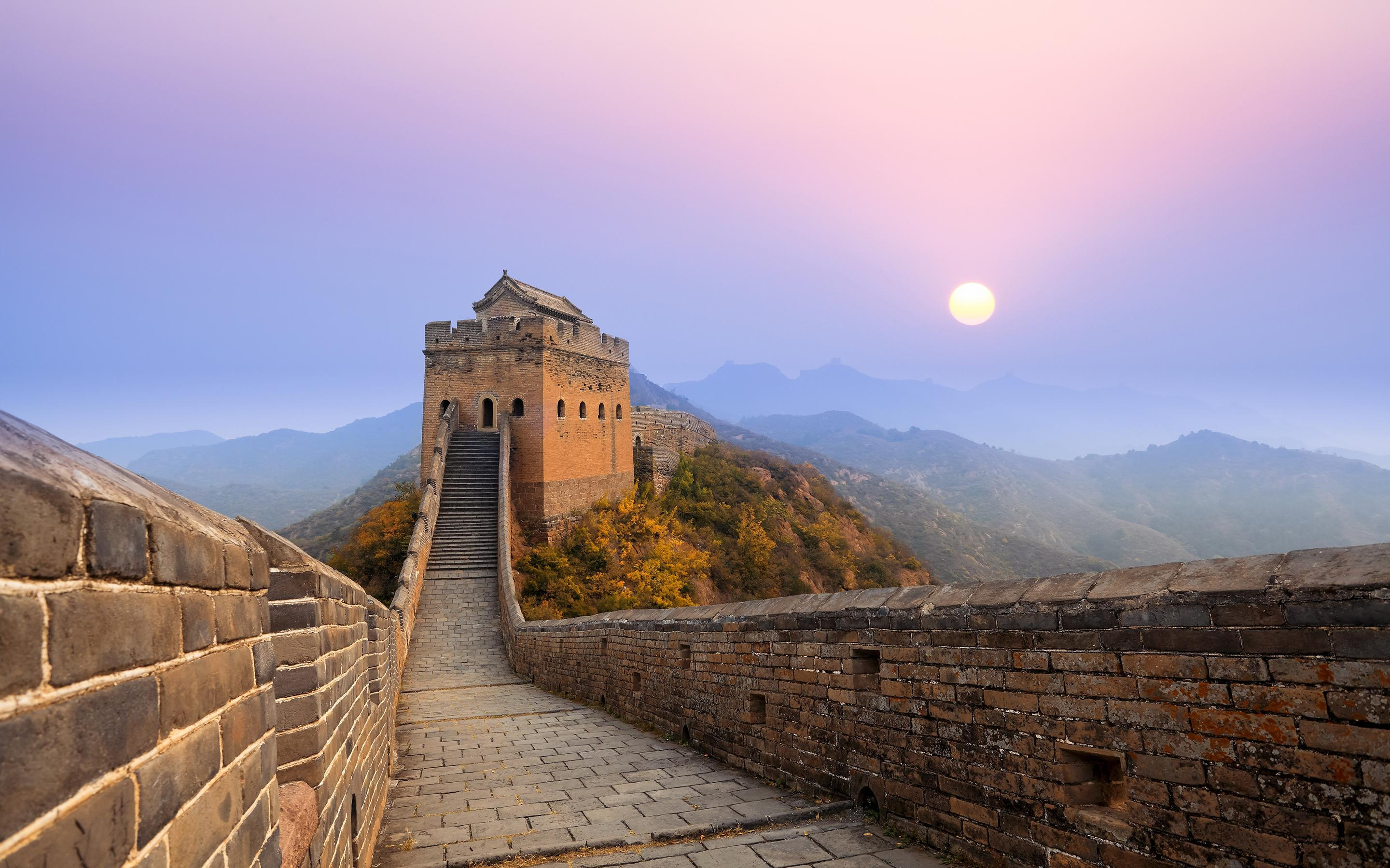 Great Wall of China Wallpapers 9