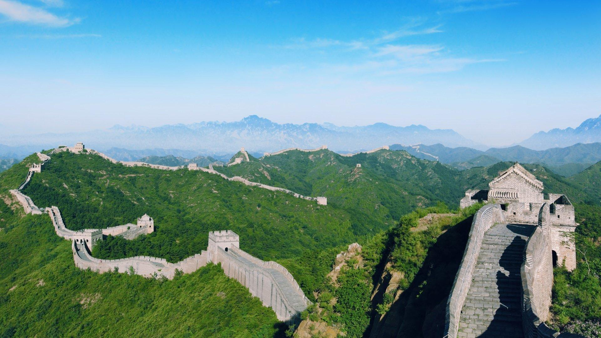 57 Great Wall of China HD Wallpapers