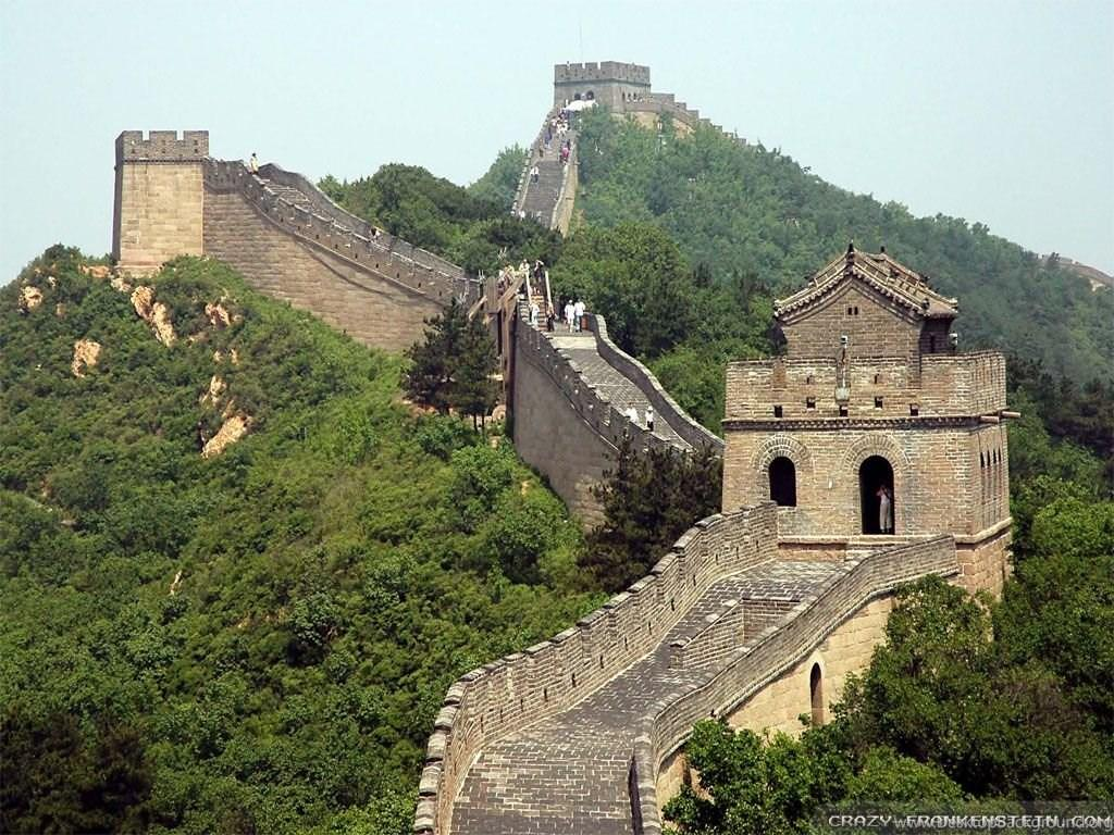 The Great Wall Of China Wallpapers Crazy Frankenstein Desktop Backgrounds