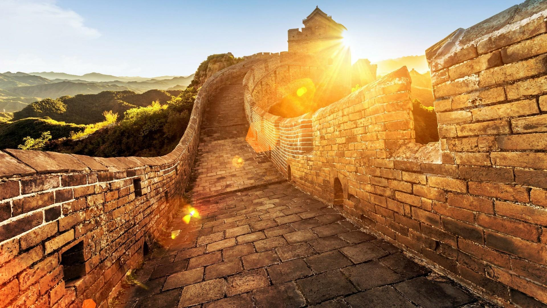 Great Wall of China Wallpapers 12