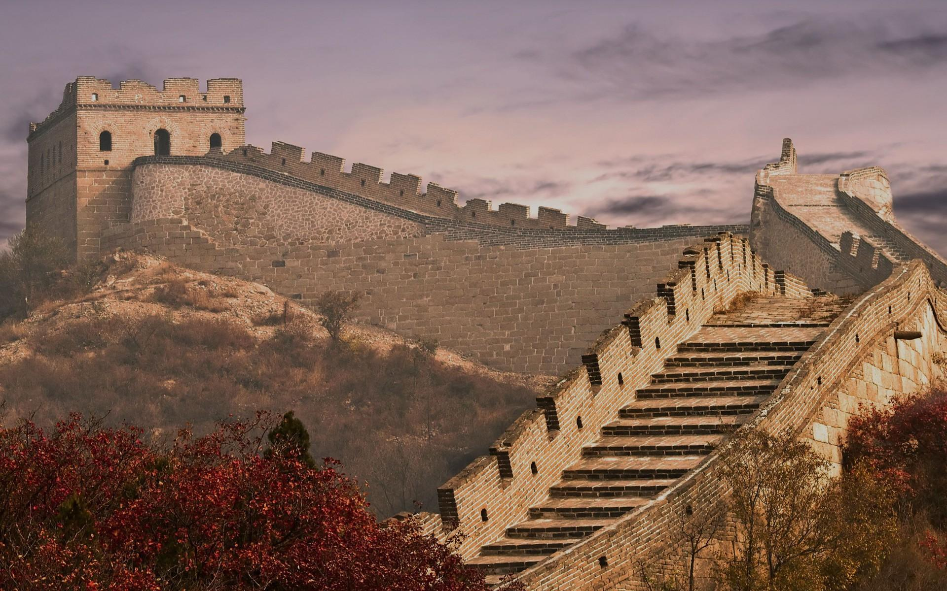 1920x1200 Great Wall Of China Twelve desktop PC and Mac wallpapers