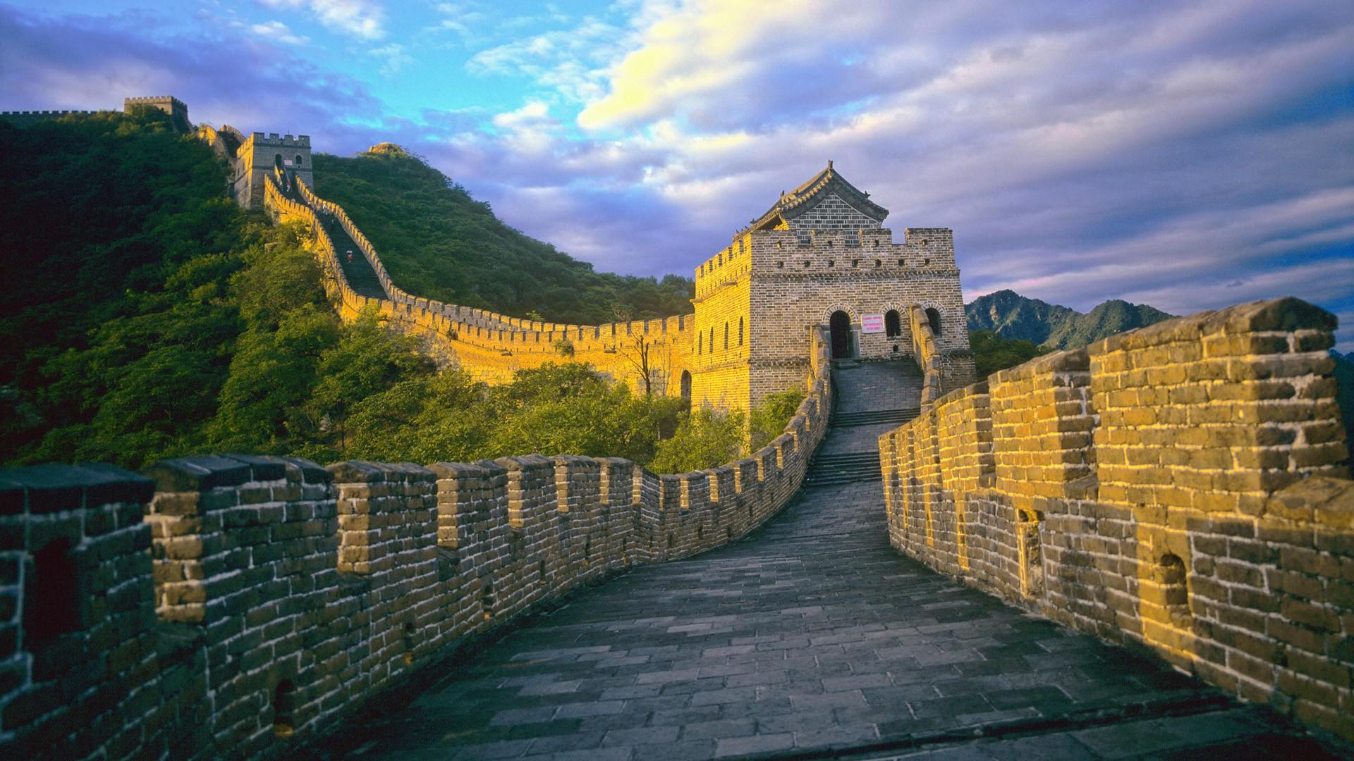 Great Wall Of China Wallpapers 597.67 Kb