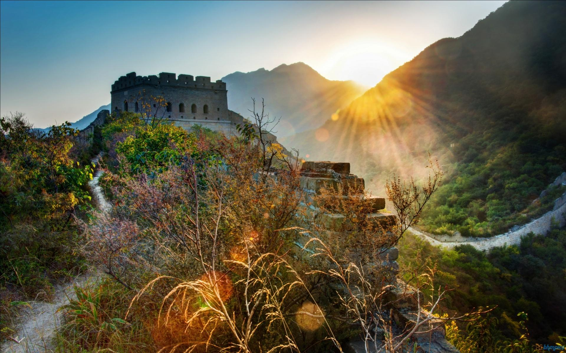 File: Great Wall Of China Wallpapers