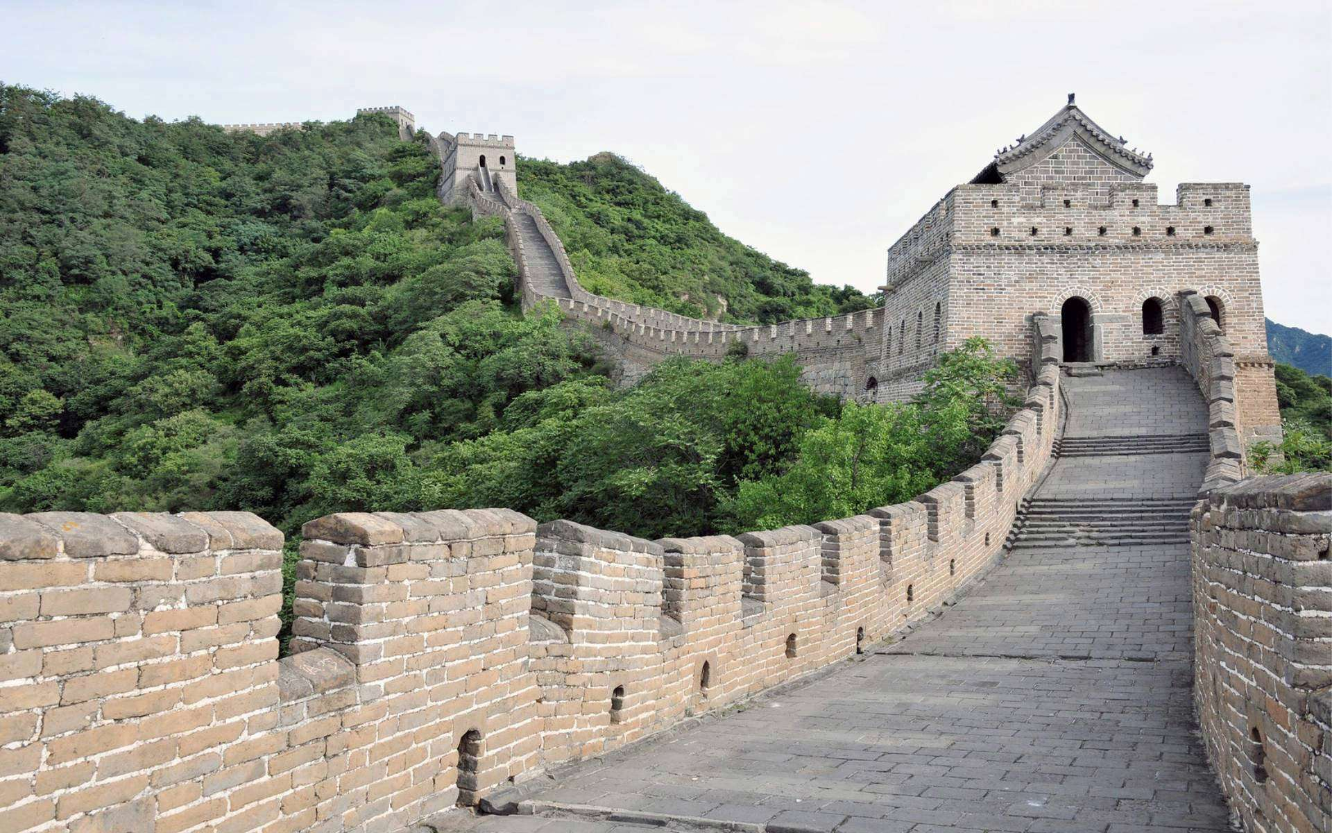Great Wall Of China Wallpapers 1920x1200,