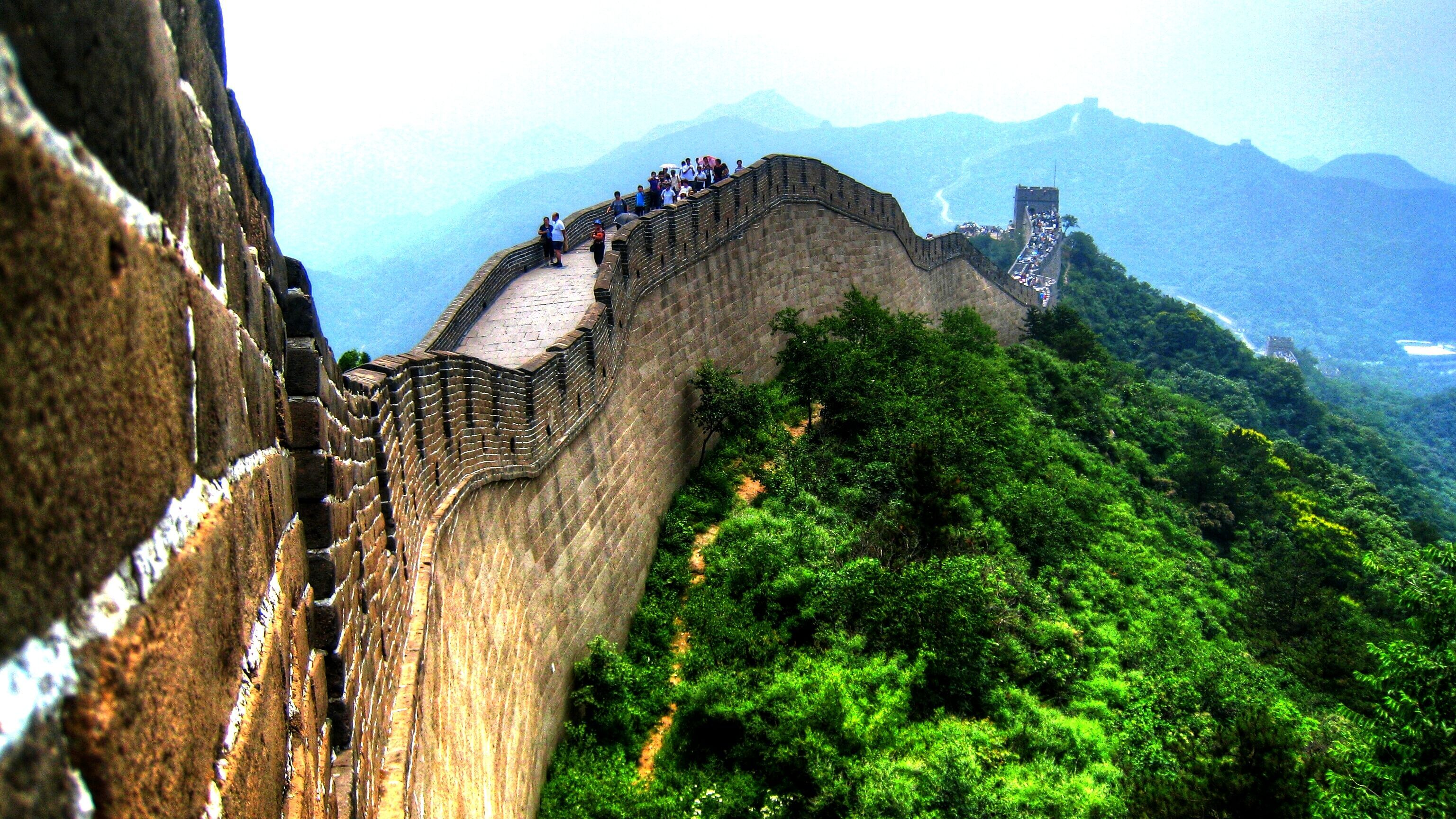Great Wall Of China Wallpapers Wallpaper Cave