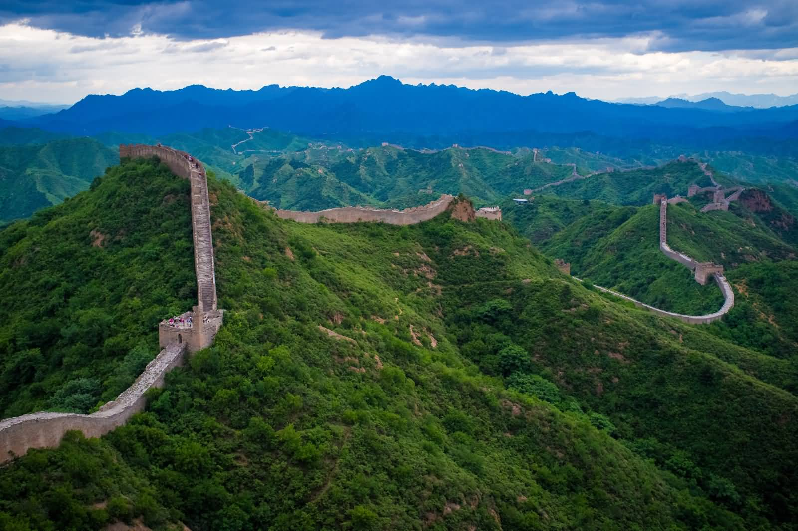 Great Wall of China Wallpapers 19