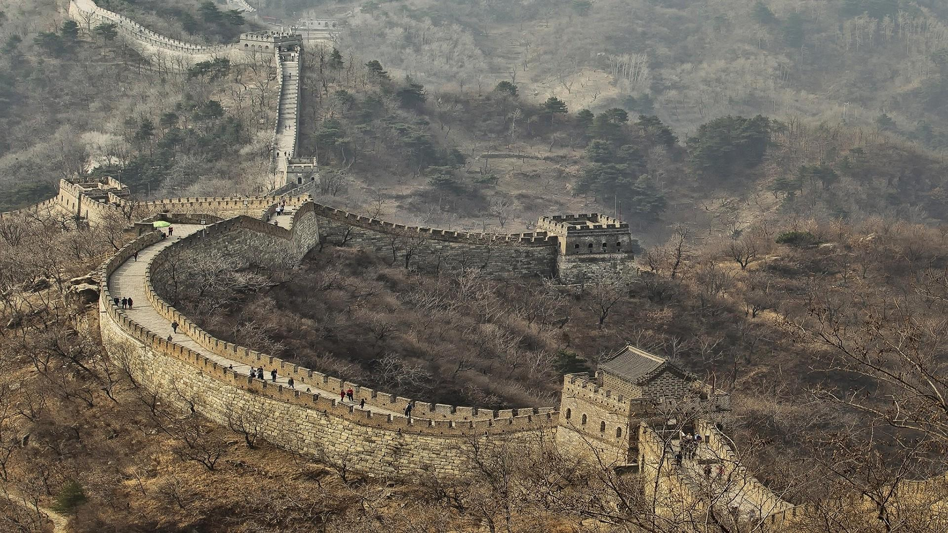 Awesome Great Wall of China Wallpapers 36537